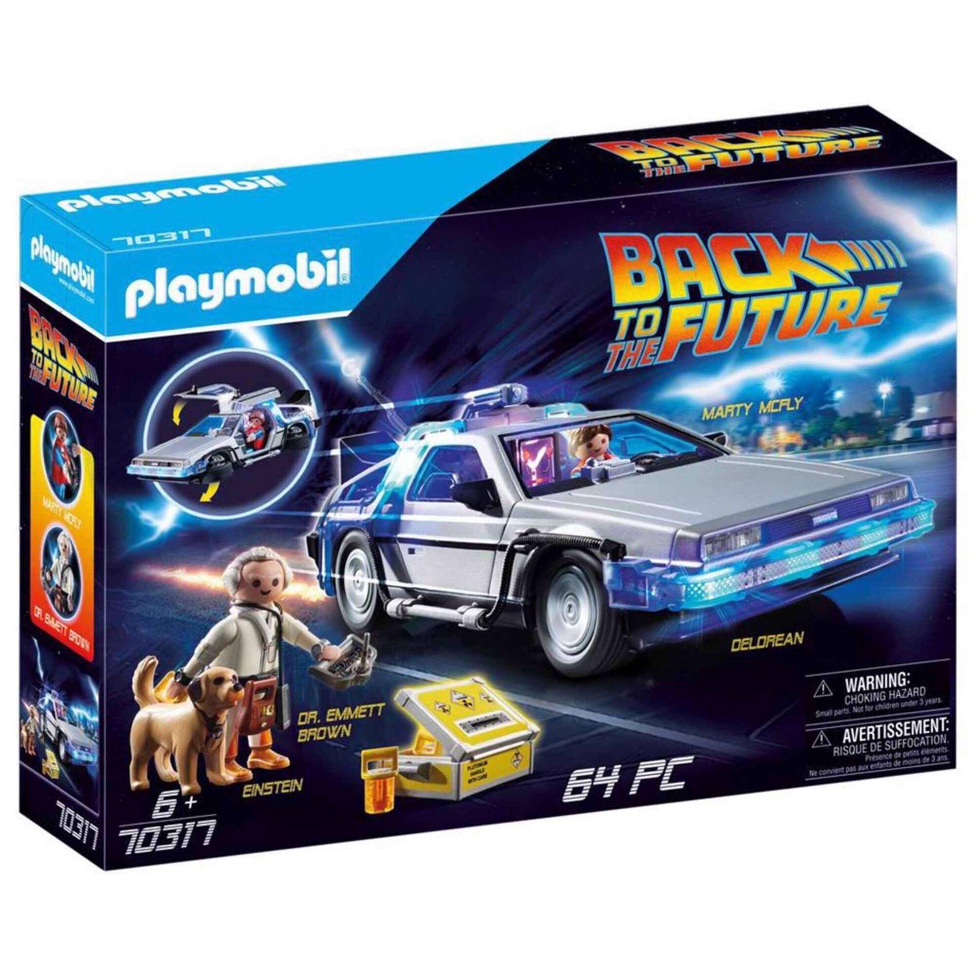 Back to the Future DeLorean - 70317