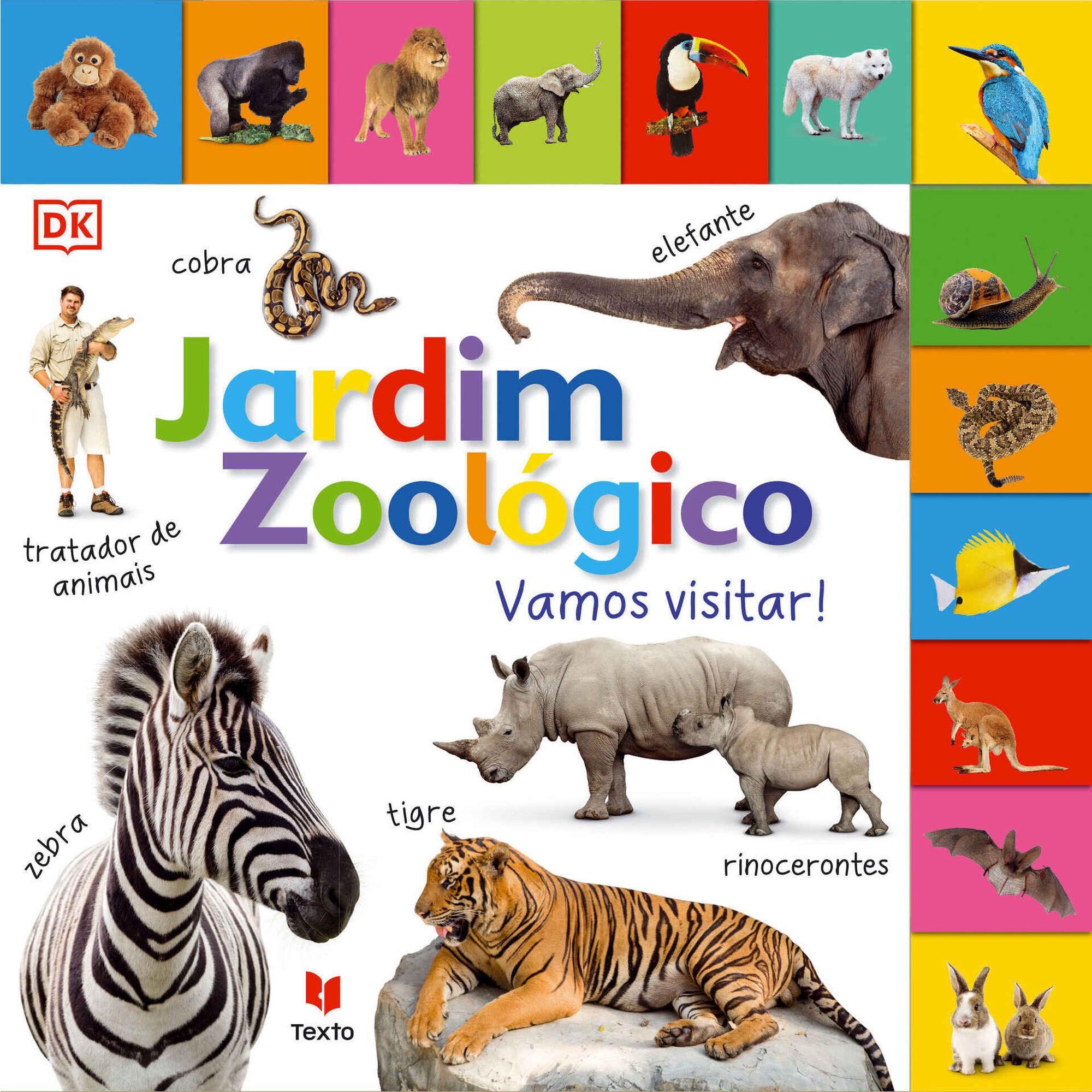 Jardim Zoológico – Vamos Visitar!