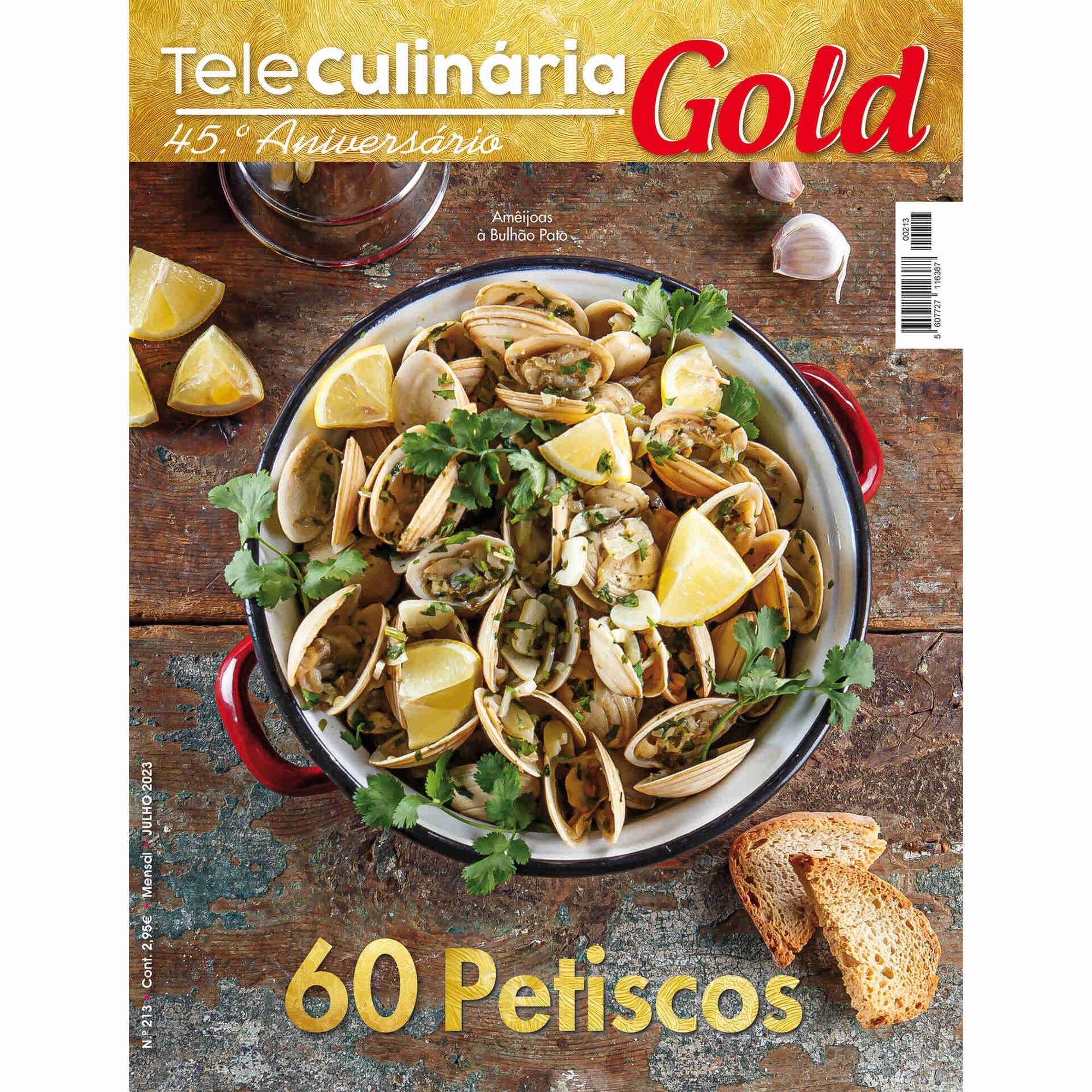 Revista Teleculinária Gold