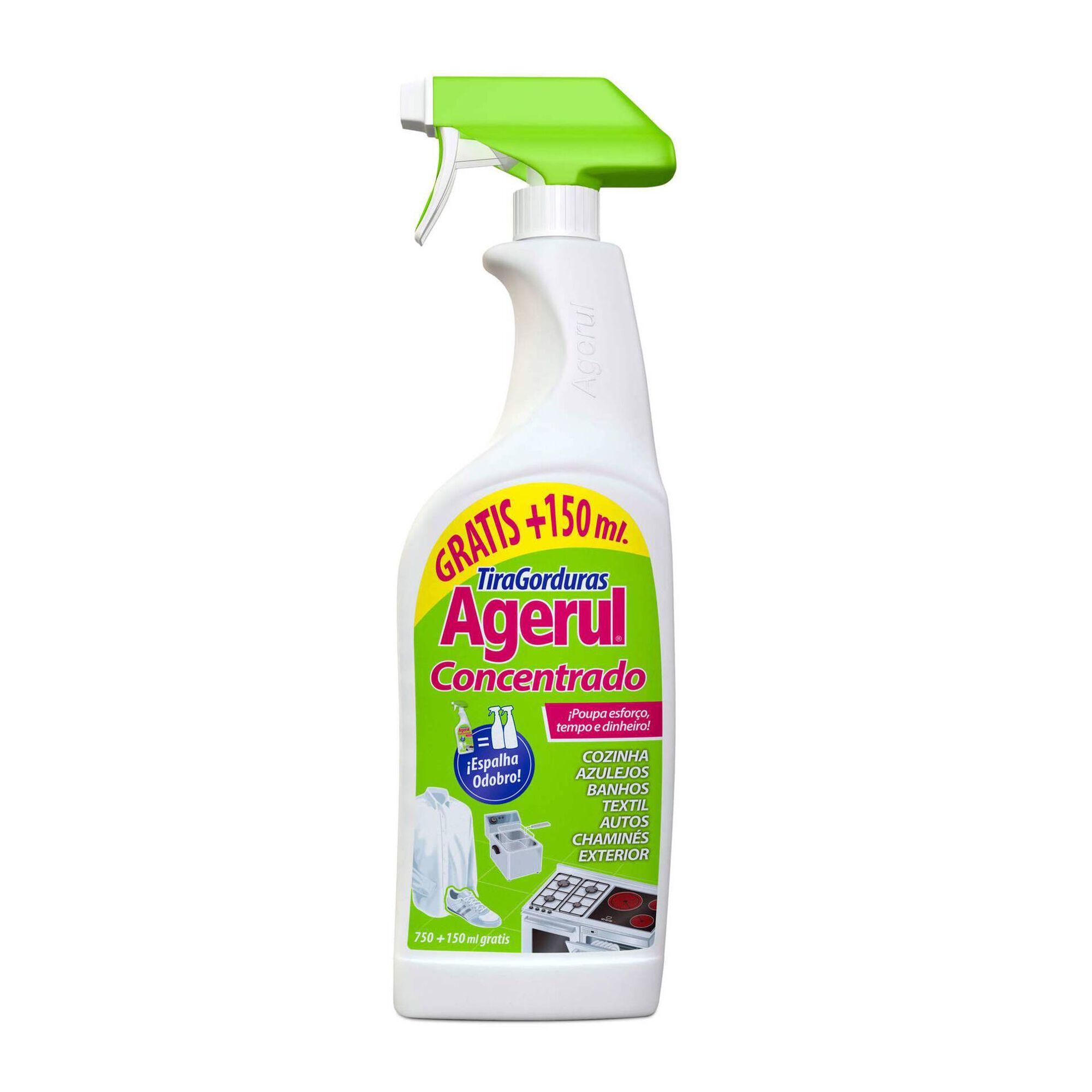 Spray Desengordurante