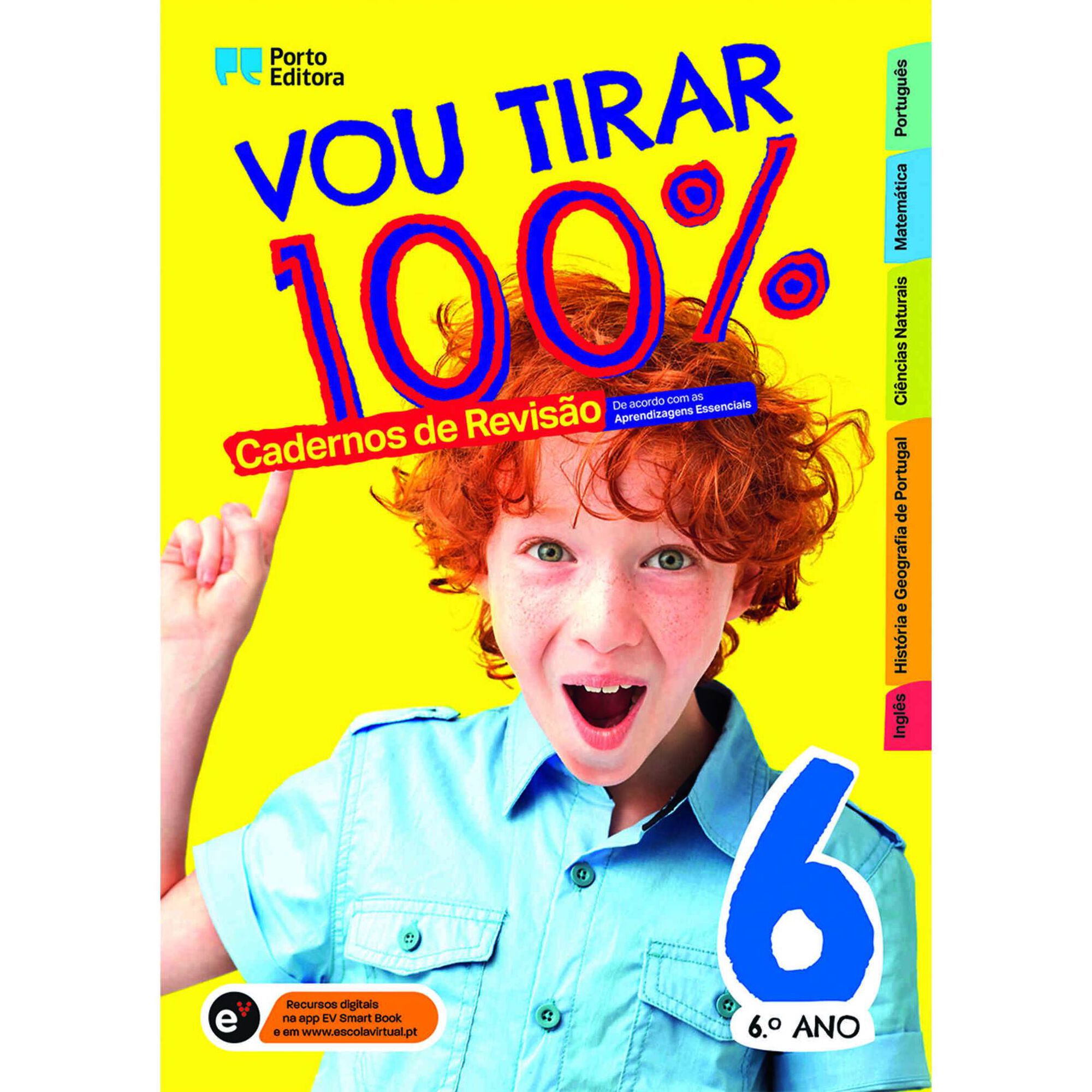 Vou Tirar 100% - 6º Ano