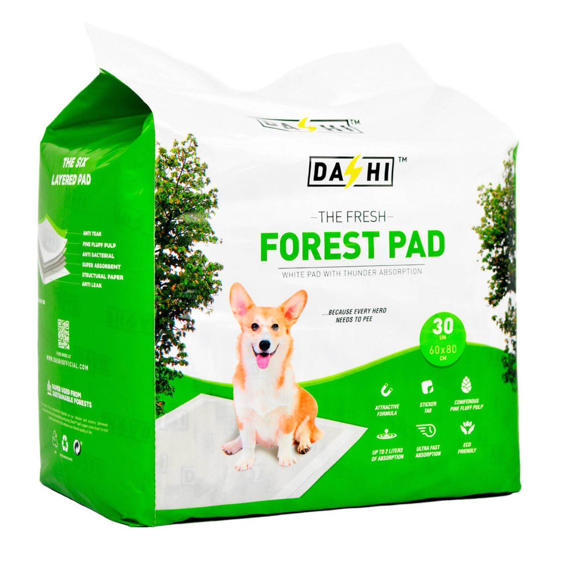 Resguardo Dashi Forest Pad 60x80 cm