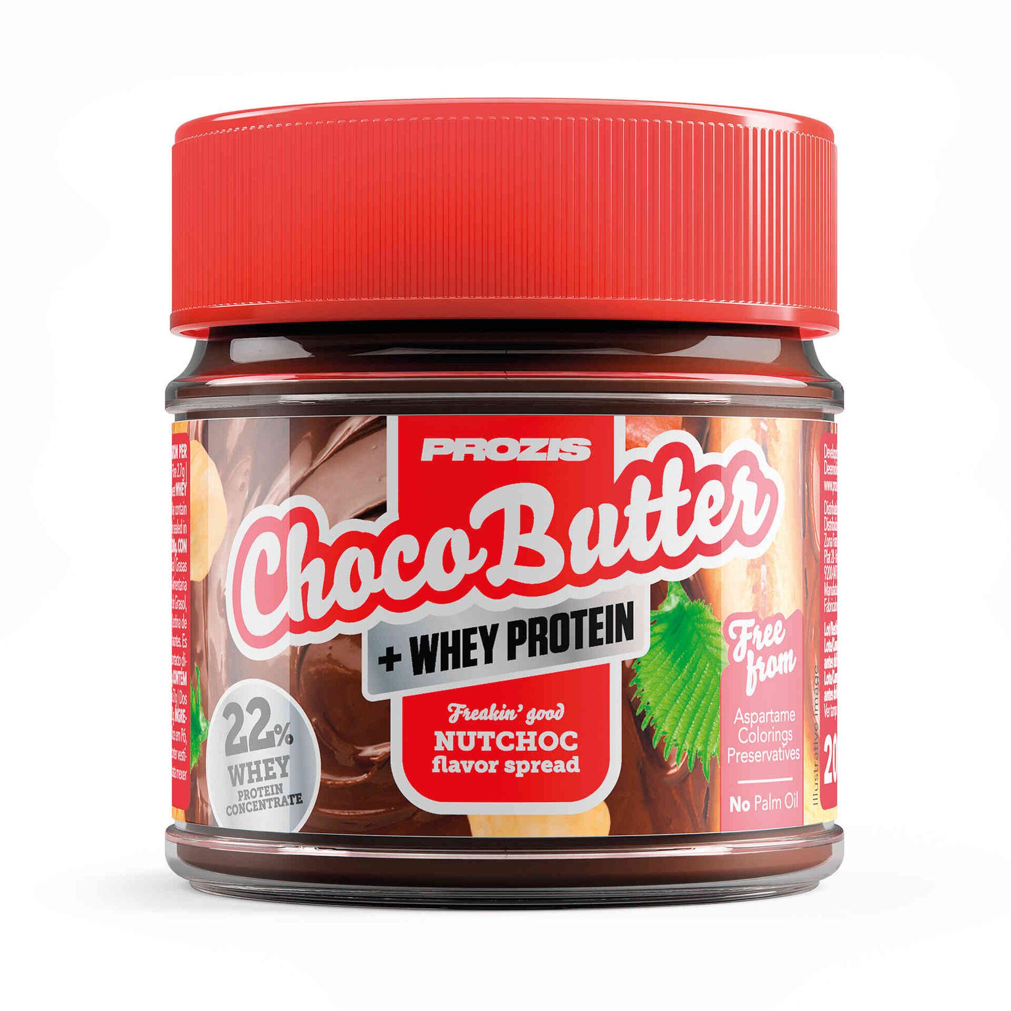 Whey Choco Butter