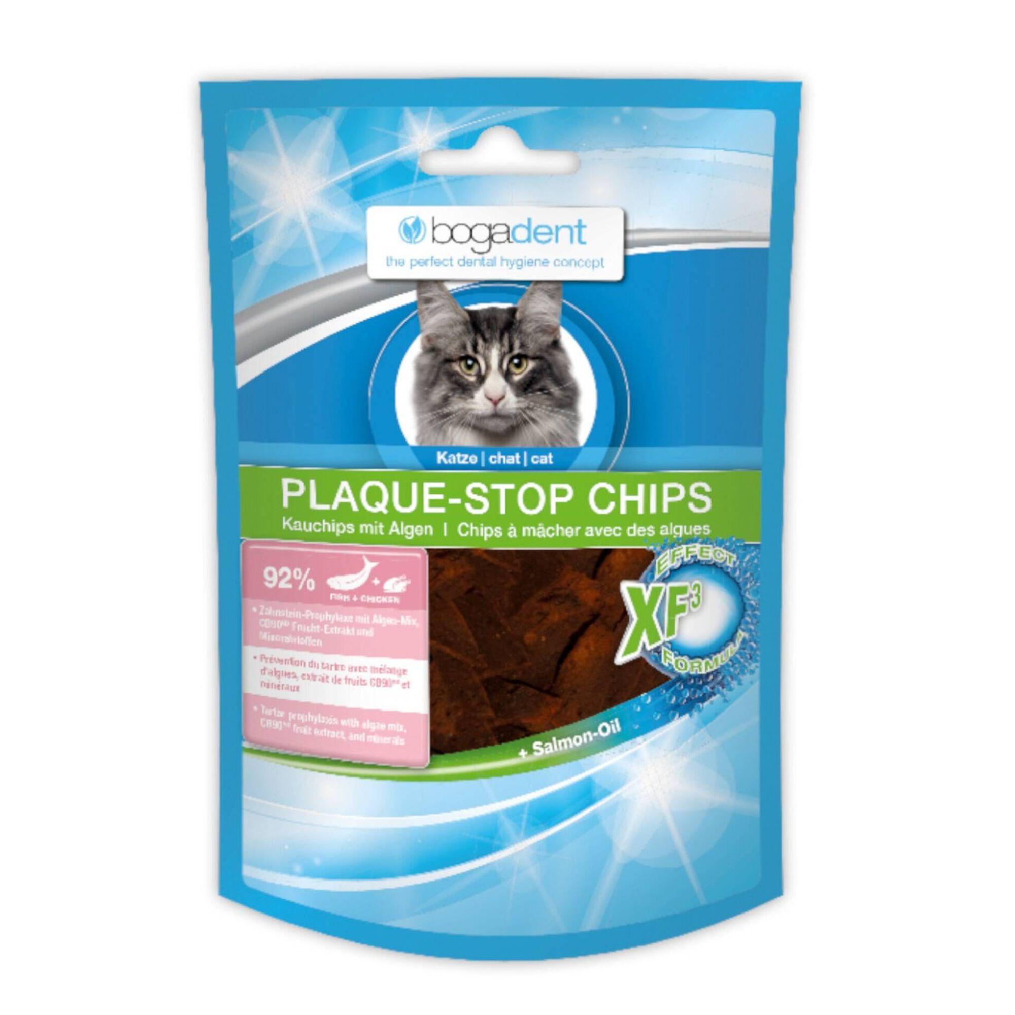 Snack para Gato Chips Placa Peixe