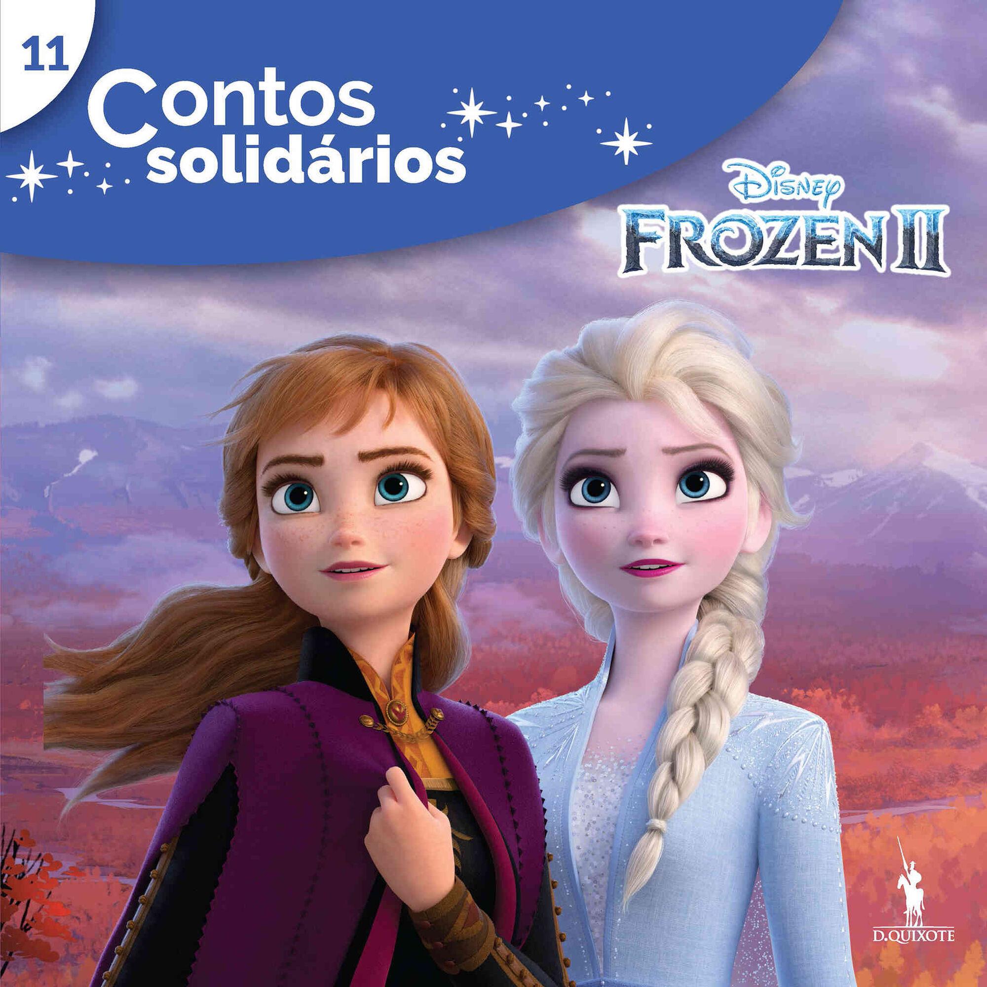 Contos Solidários 11 - Frozen 2