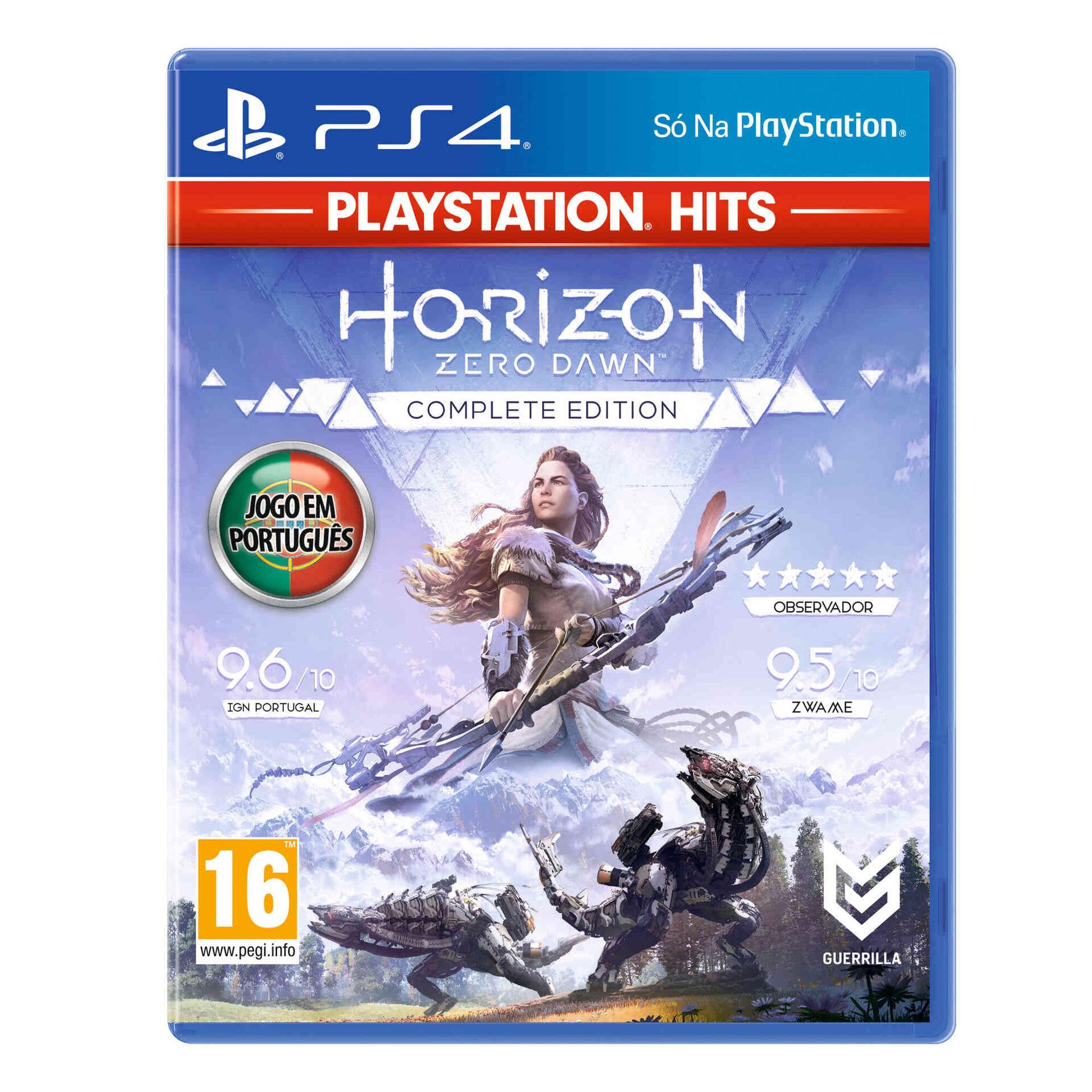 Jogo Sony PS4 Horizon Zero Down Hits