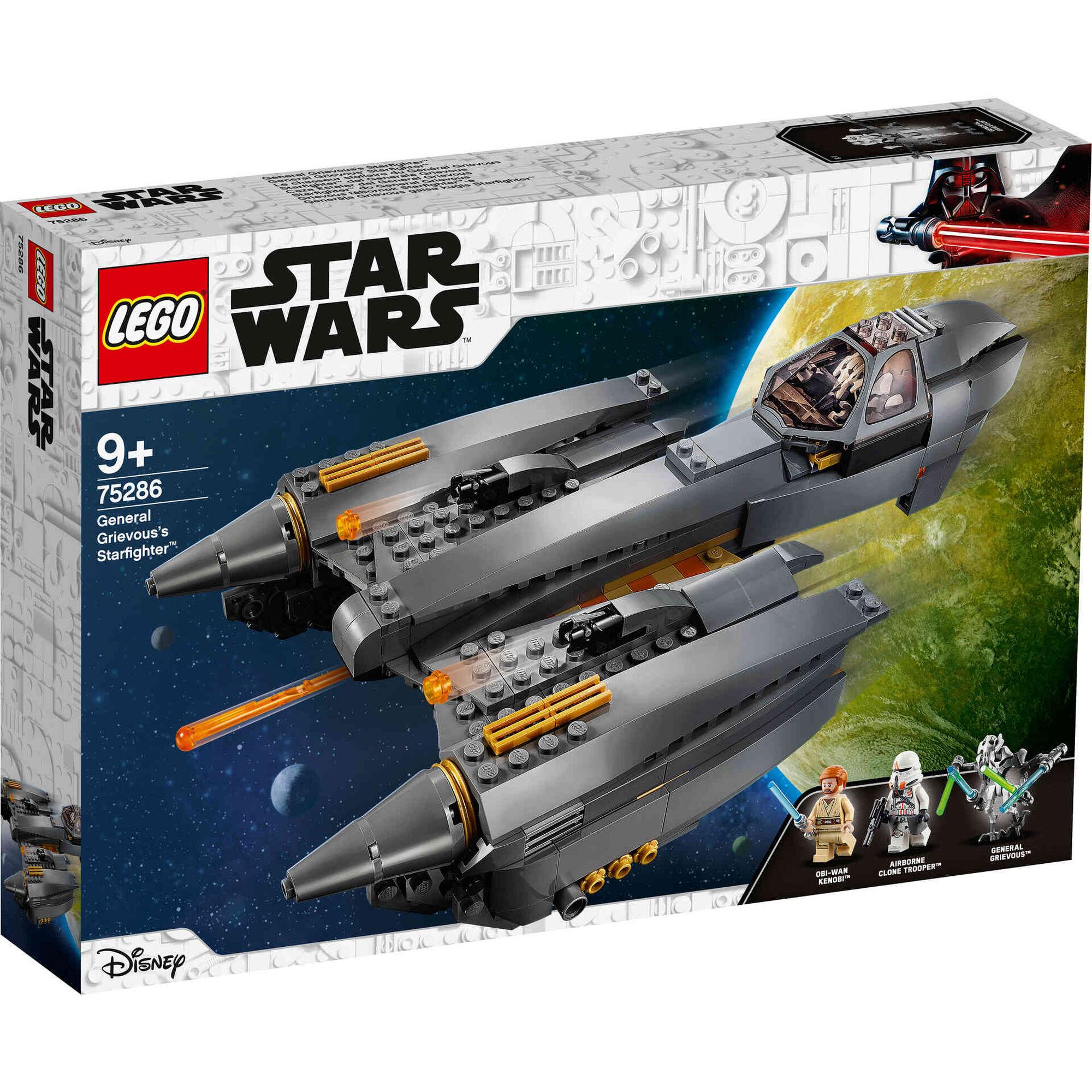 Starfighter do General Grievous - 75286
