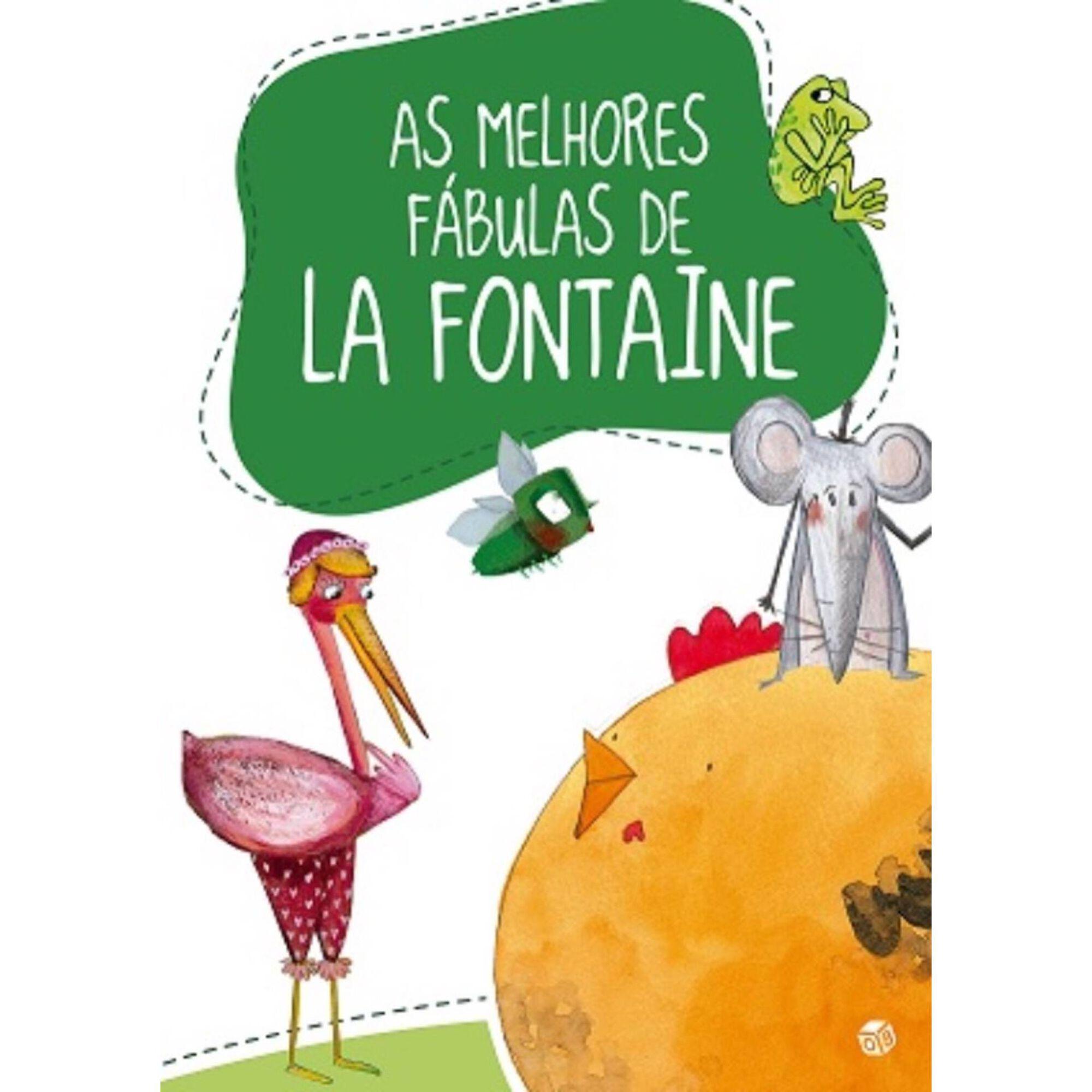 As Melhores Fábulas de La Fontaine
