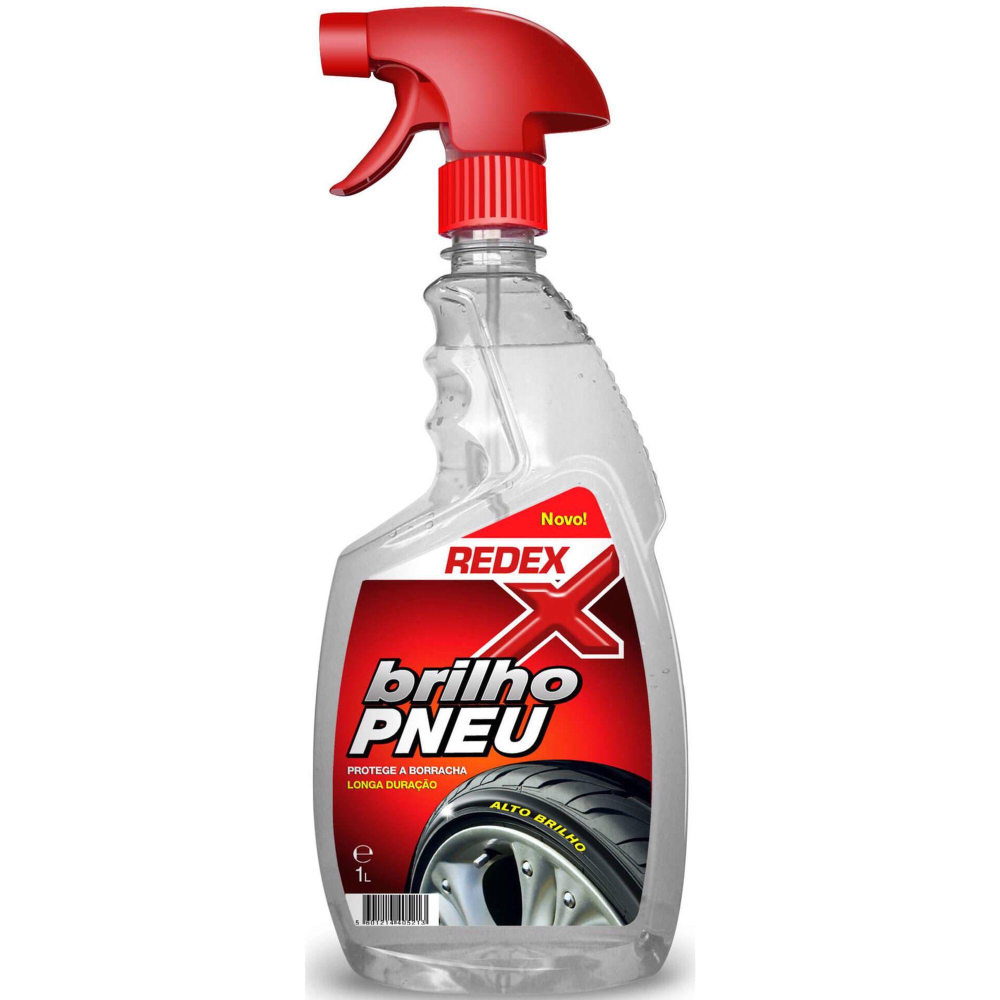 Spray Brilho Pneus 1L