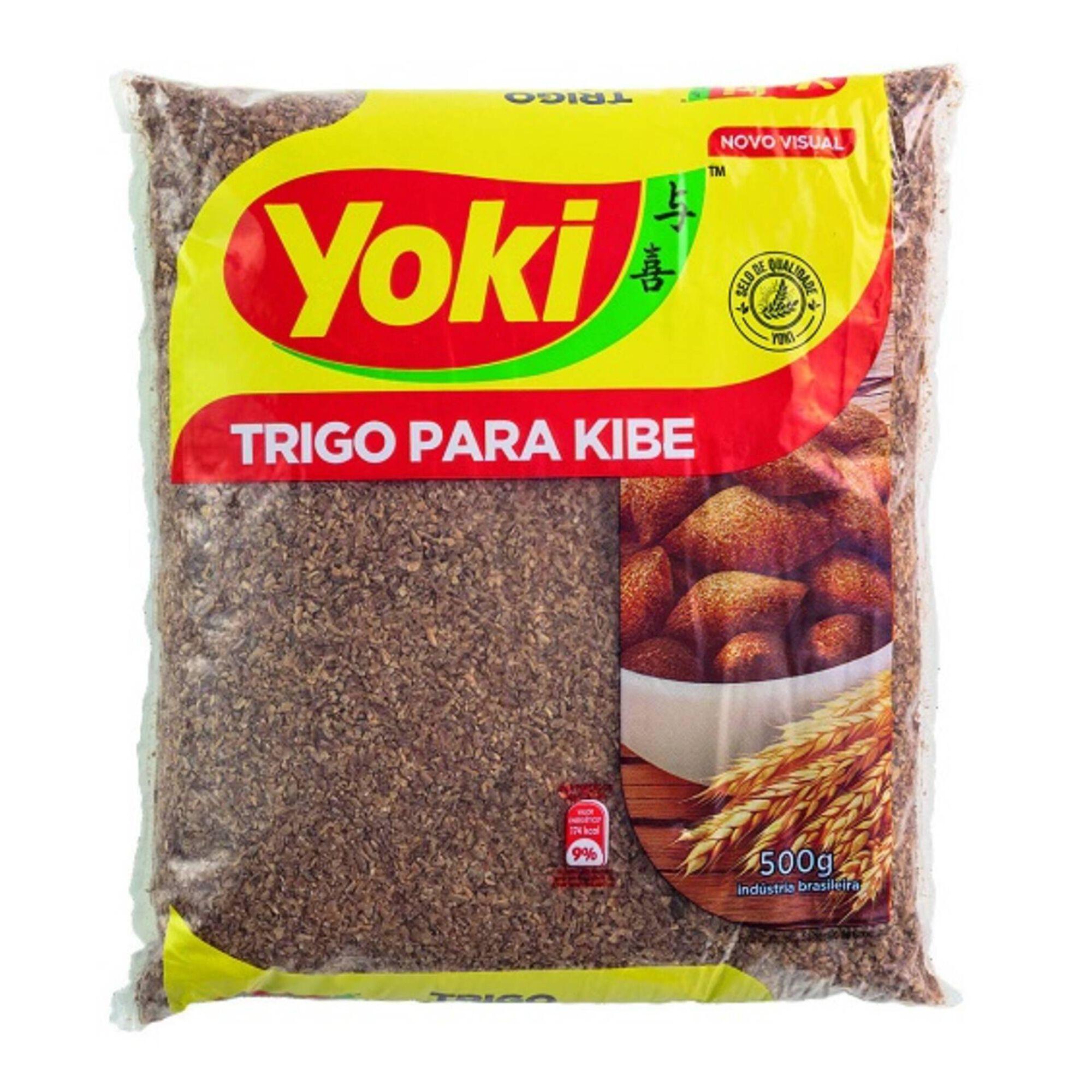 Farinha de Trigo para Kibe