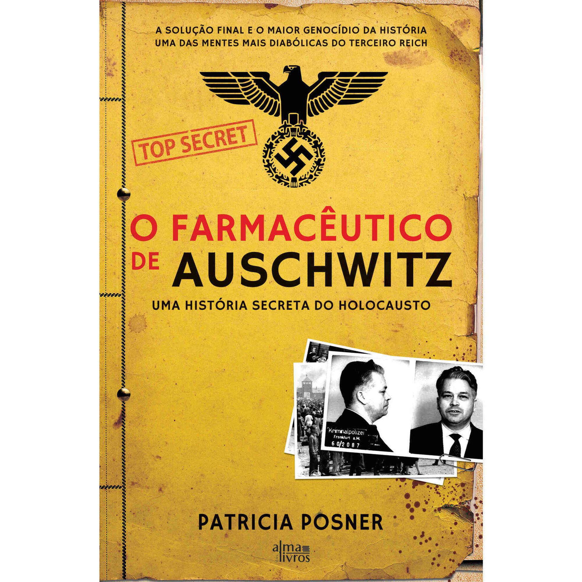 O Farmacêutico de Auschwitz, , hi-res