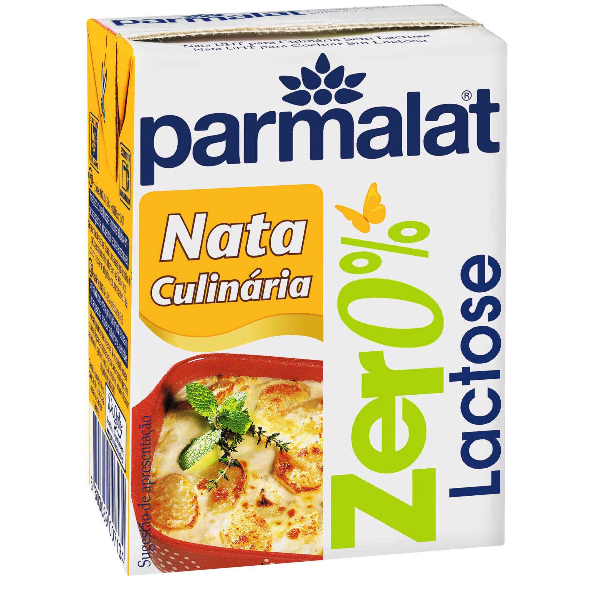 Nata UHT para Culinária  sem Lactose