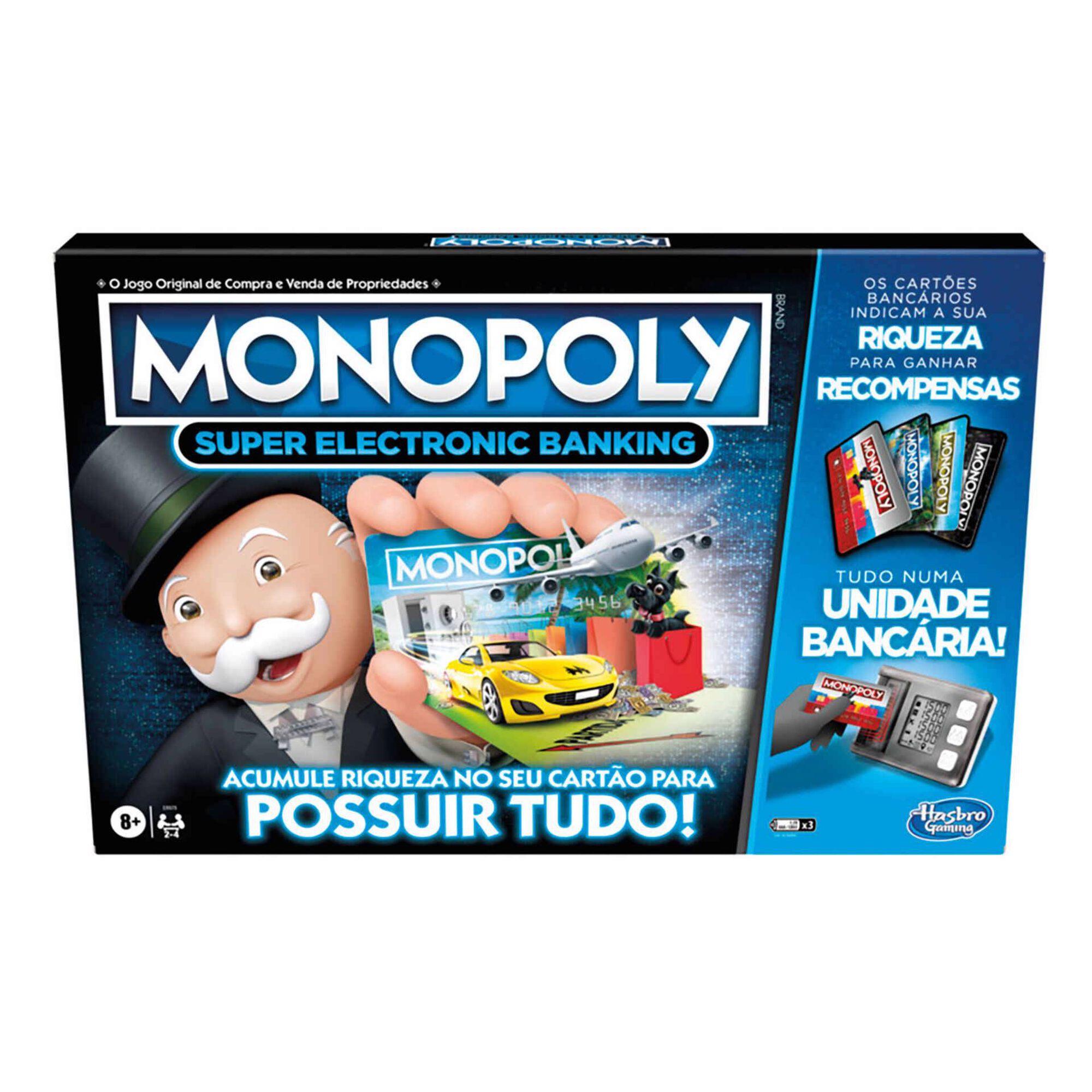 Monopoly Super Recompensas