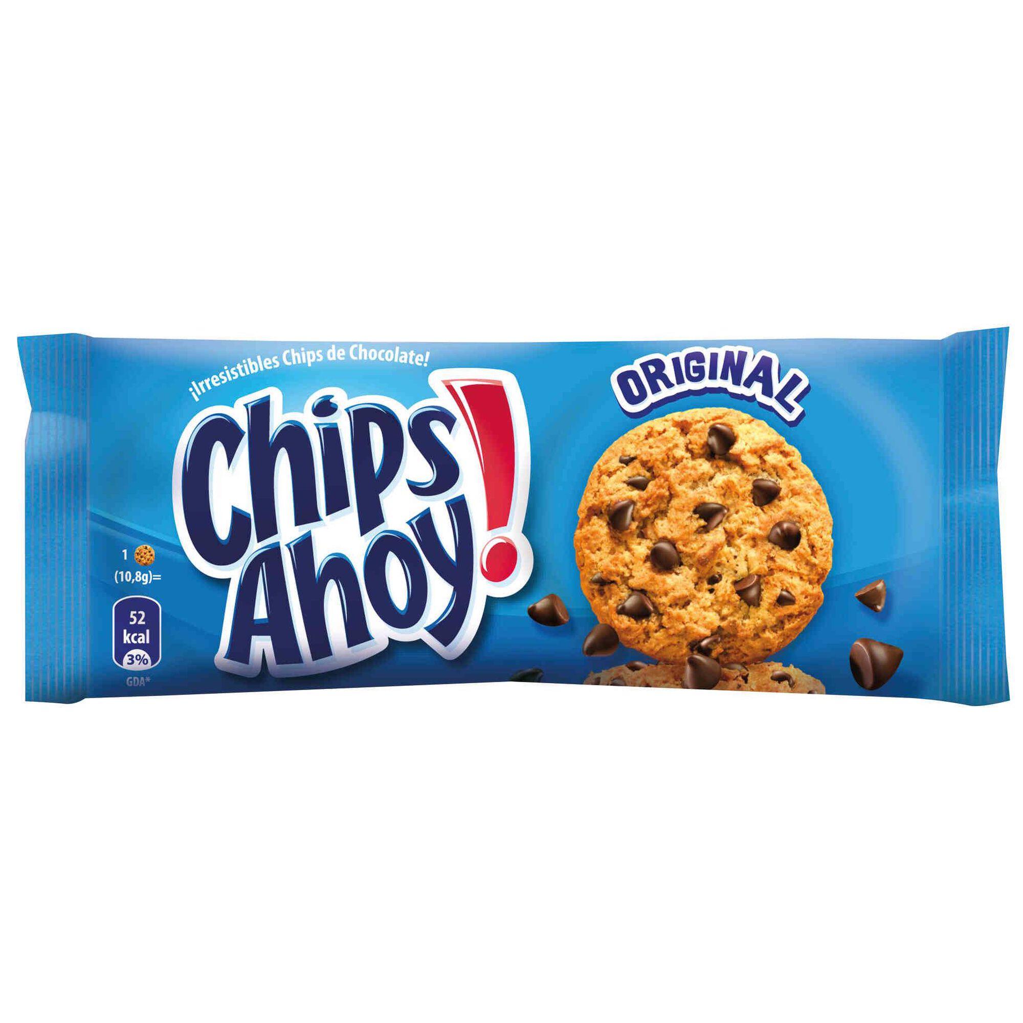Bolachas Cookies Pepitas de Chocolate Chips Ahoy