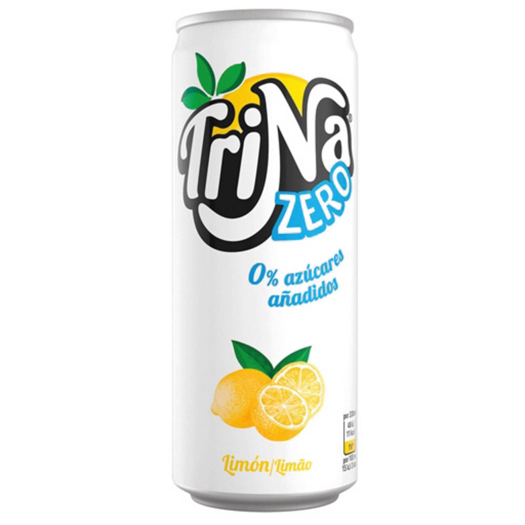Refrigerante sem Gás Limão Zero