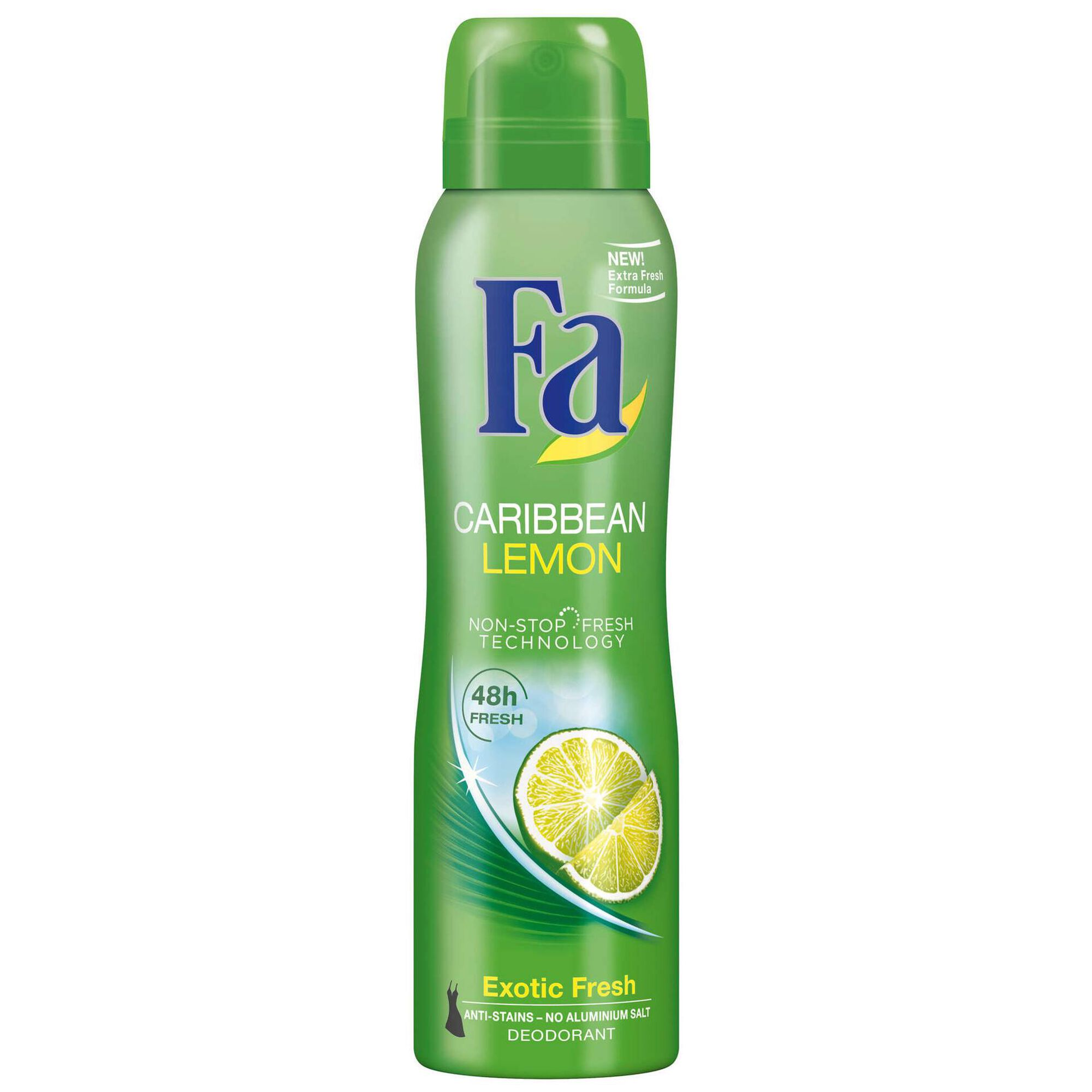Desodorizante Spray Caribbean Lemon