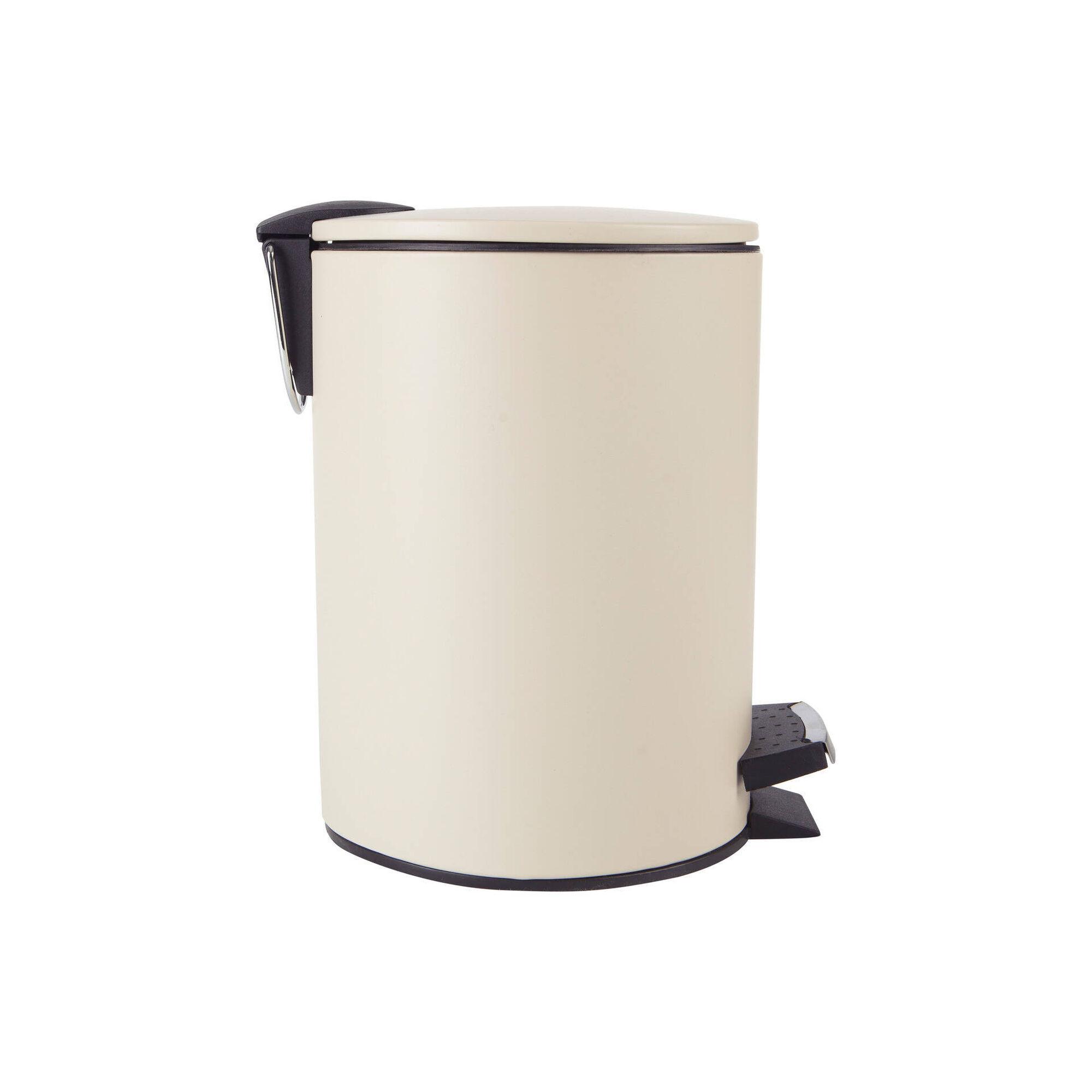 Balde WC Aço