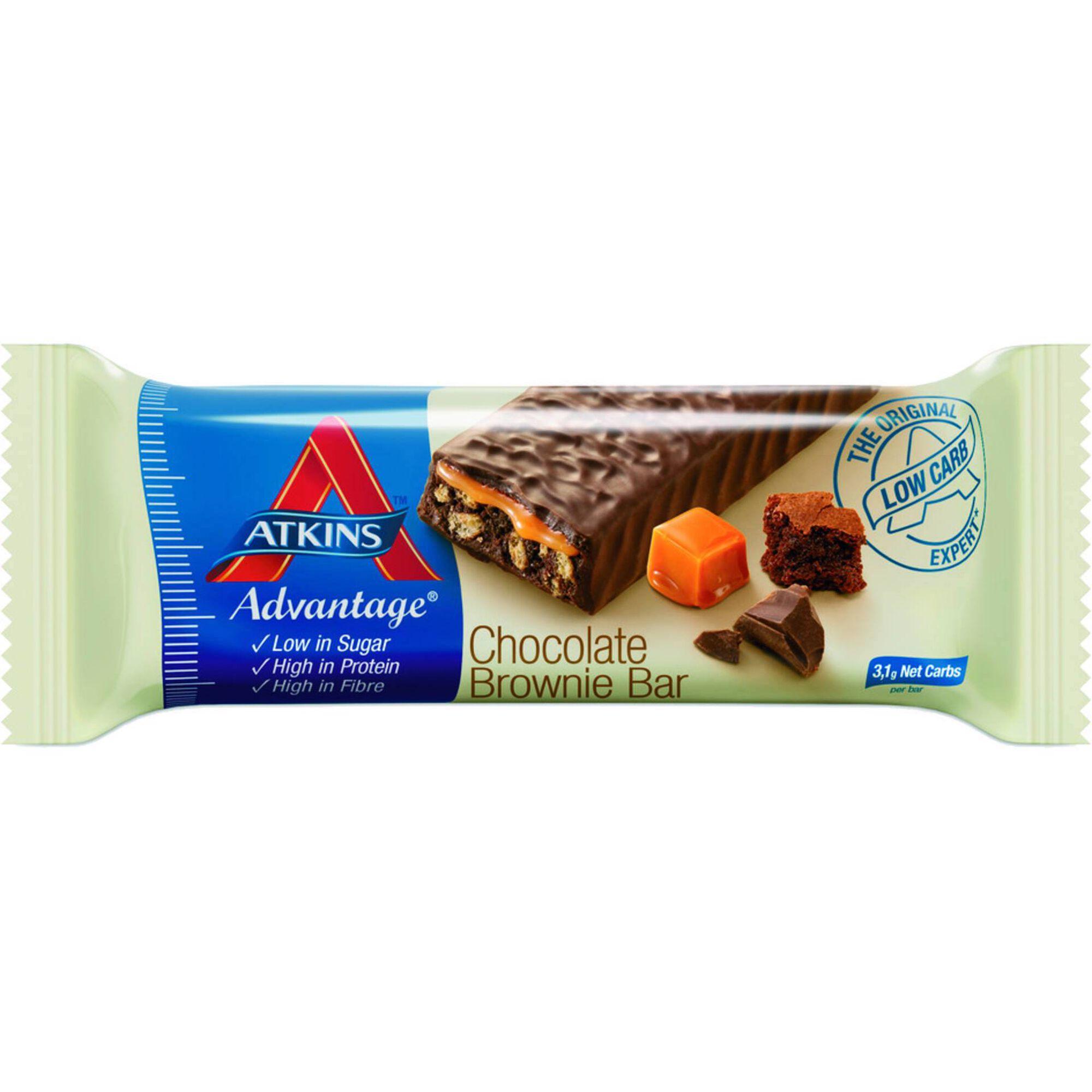 Barra de Cereais Brownie Chocolate