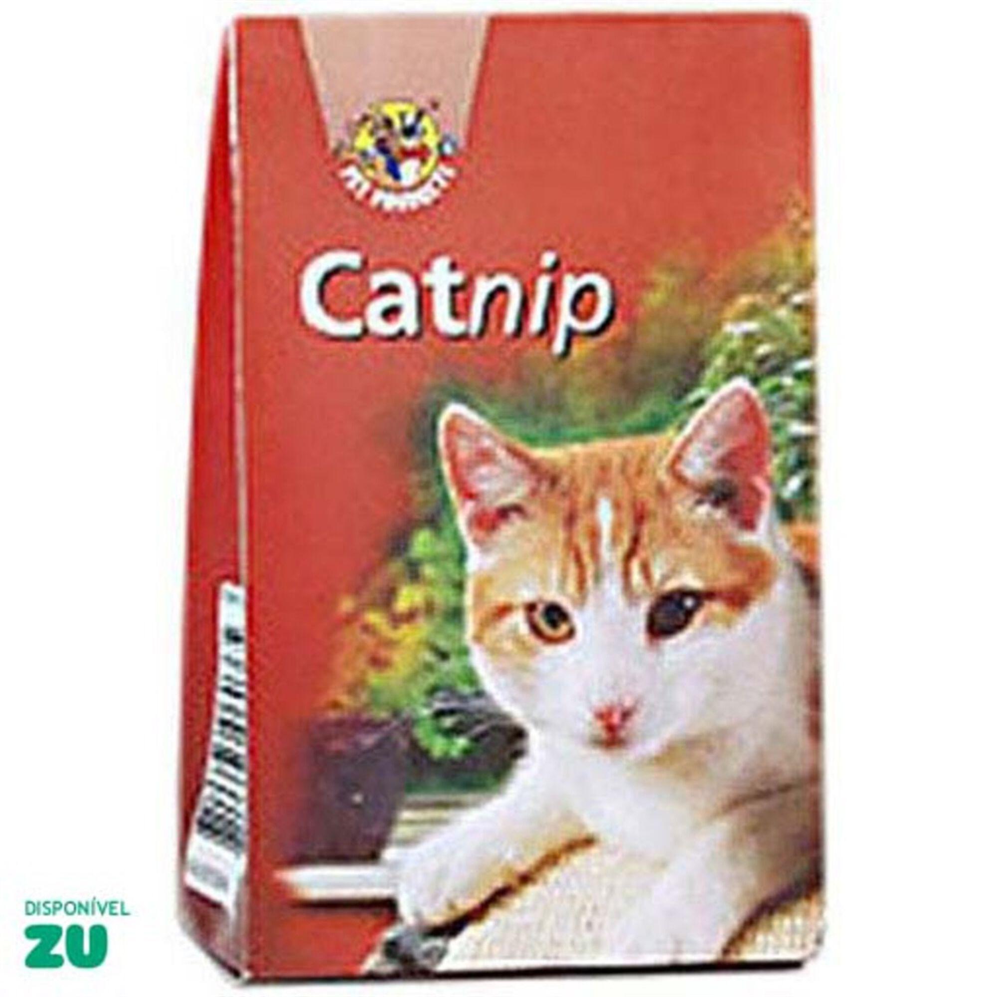 Caixa com Catnip 20 gr