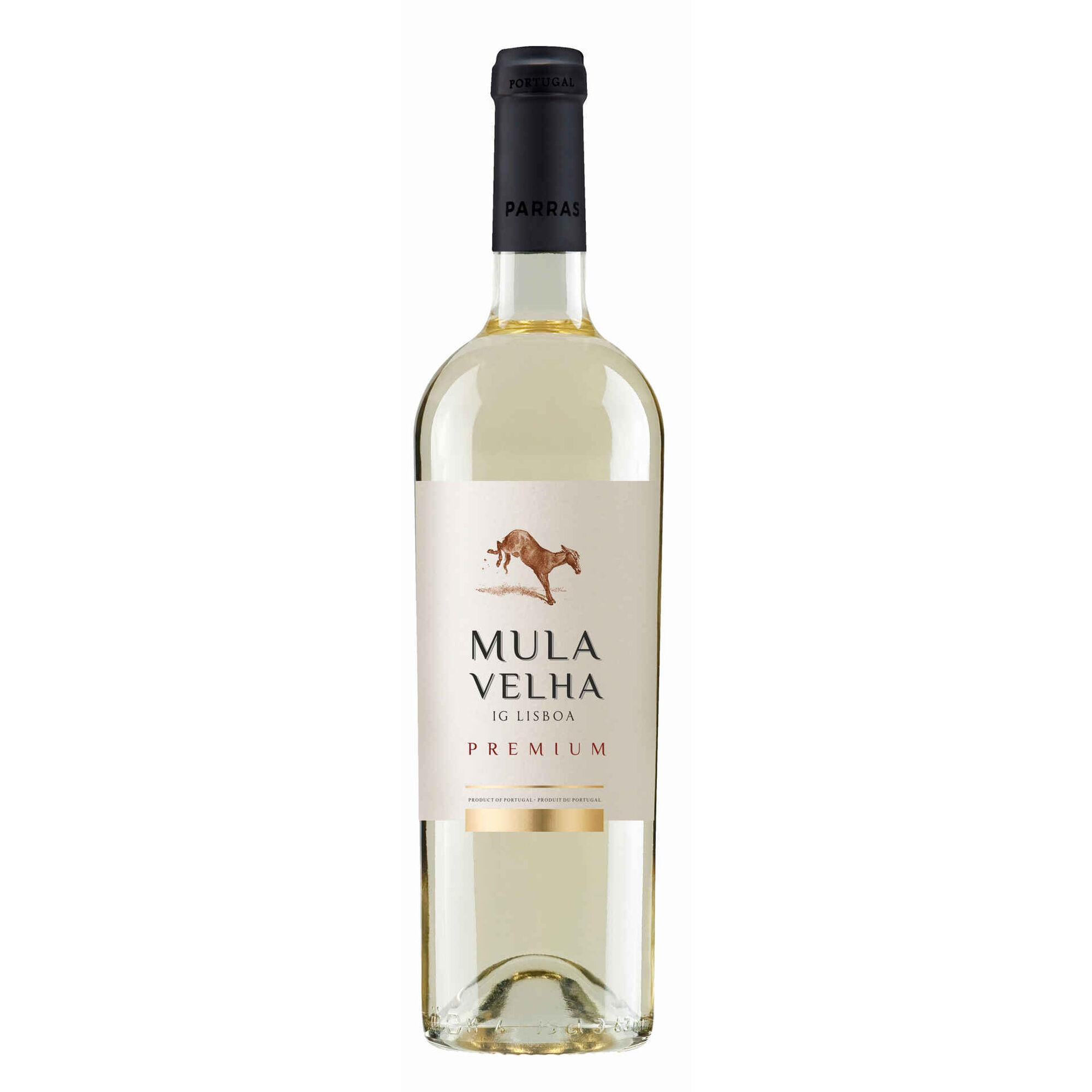 Mula Velha Premium Regional Lisboa Vinho Branco
