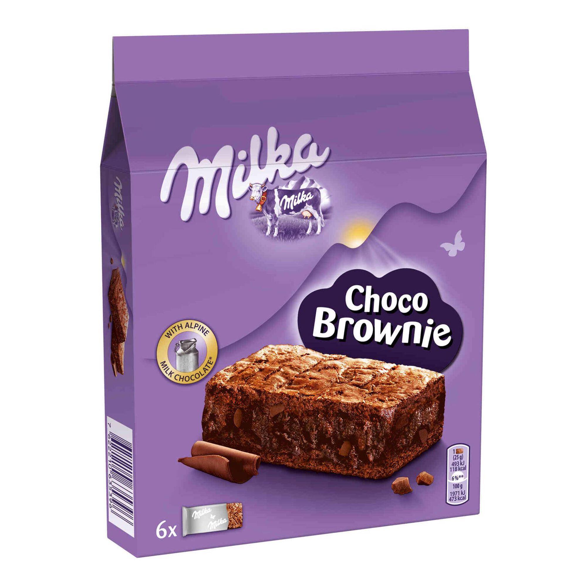 Bolo Choco Brownie