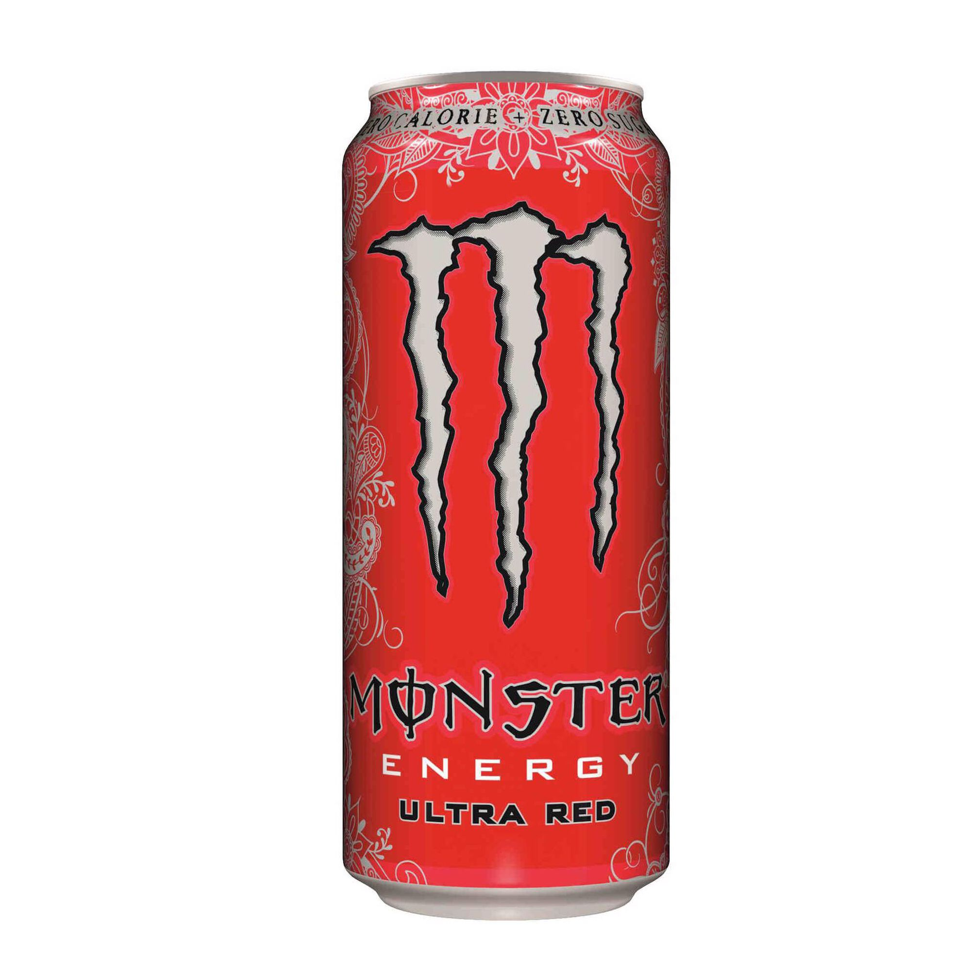 Bebida Energética Zero Ultra Red