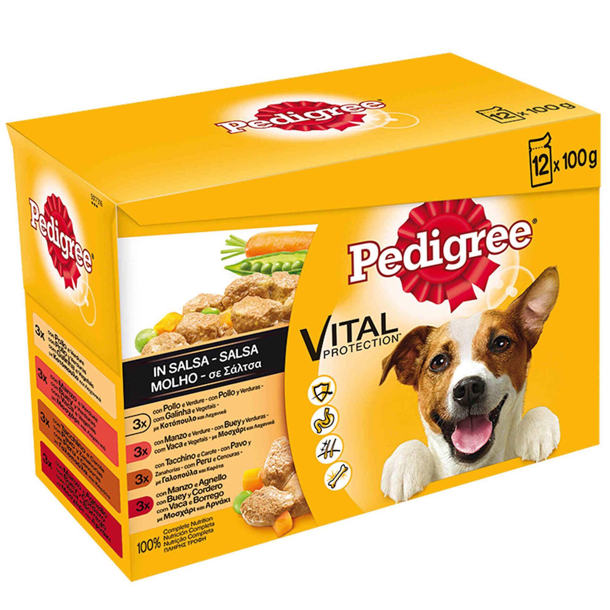 Comida Húmida para Cão Adulto Saquetas