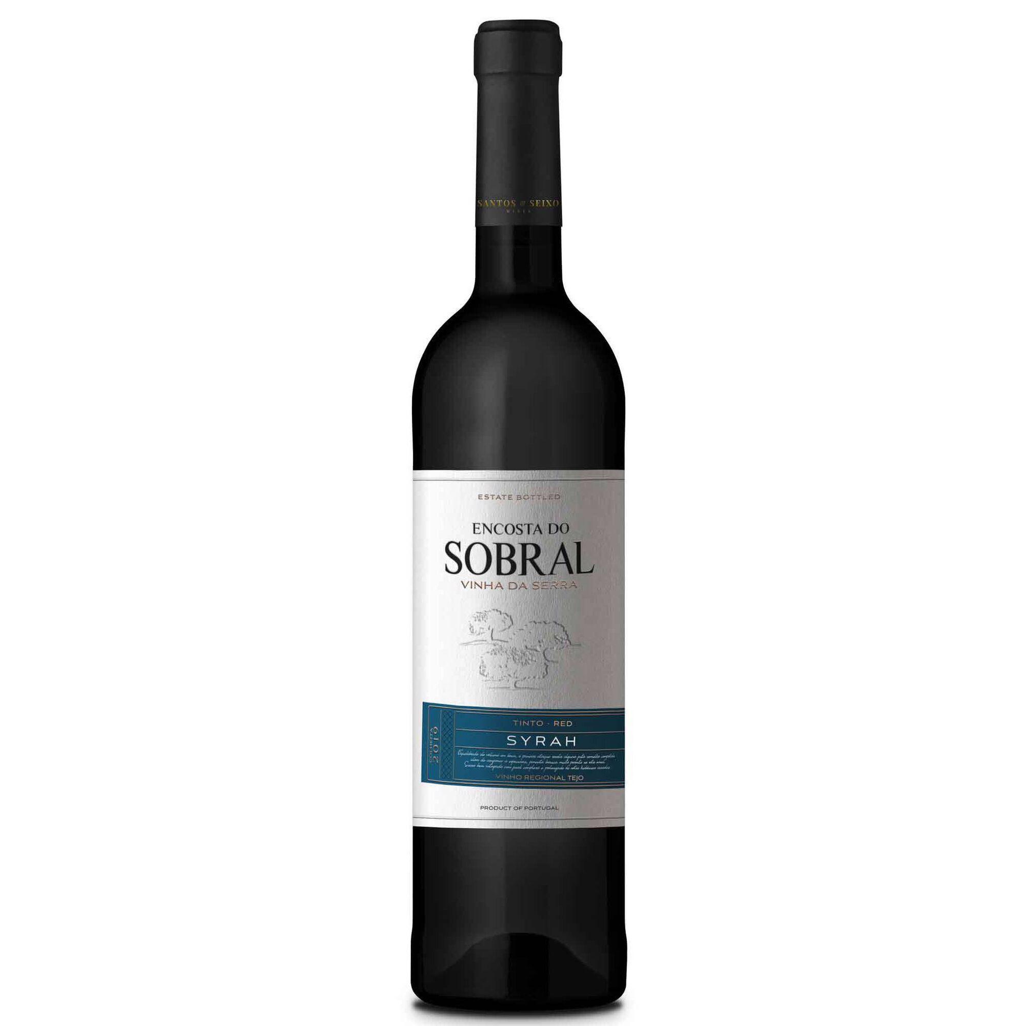 Encosta do Sobral Vinha da Serra Syrag Regional Tejo Vinho Tinto