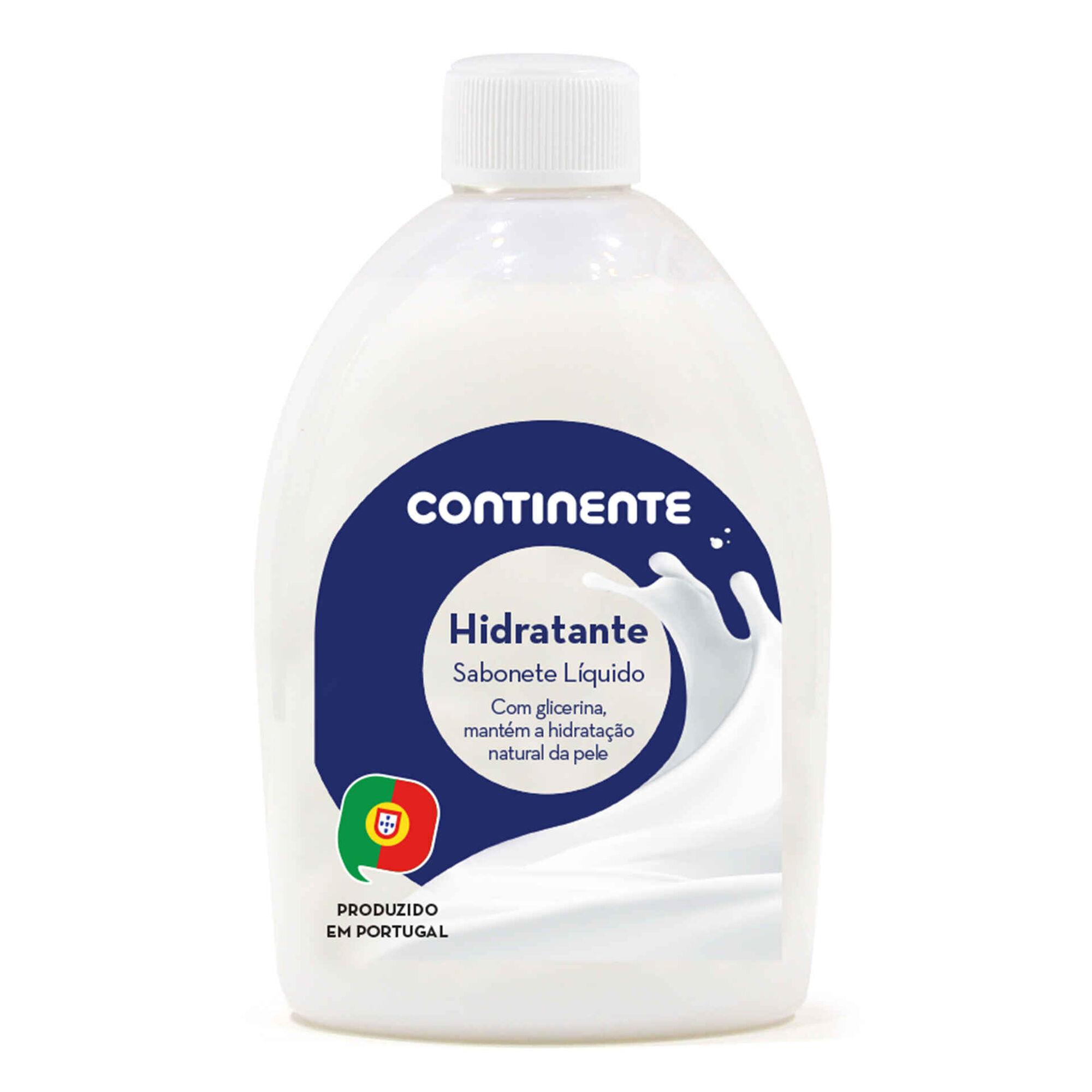 Sabonete Líquido Recarga Hidratante