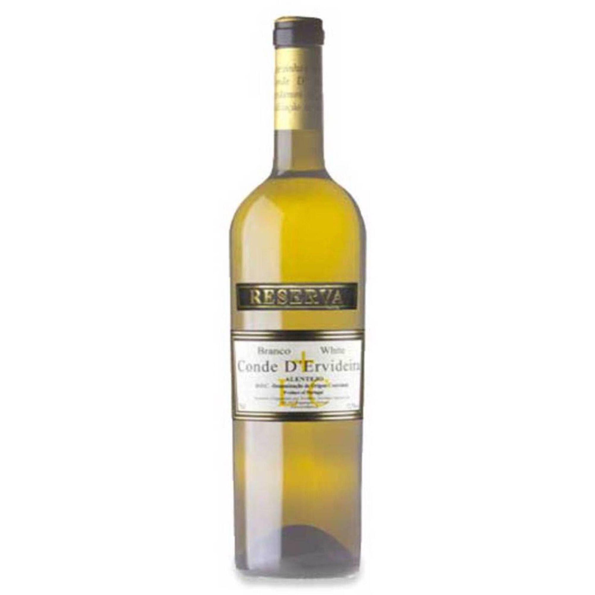 Conde D'Ervideira Reserva DOC Alentejo Vinho Branco