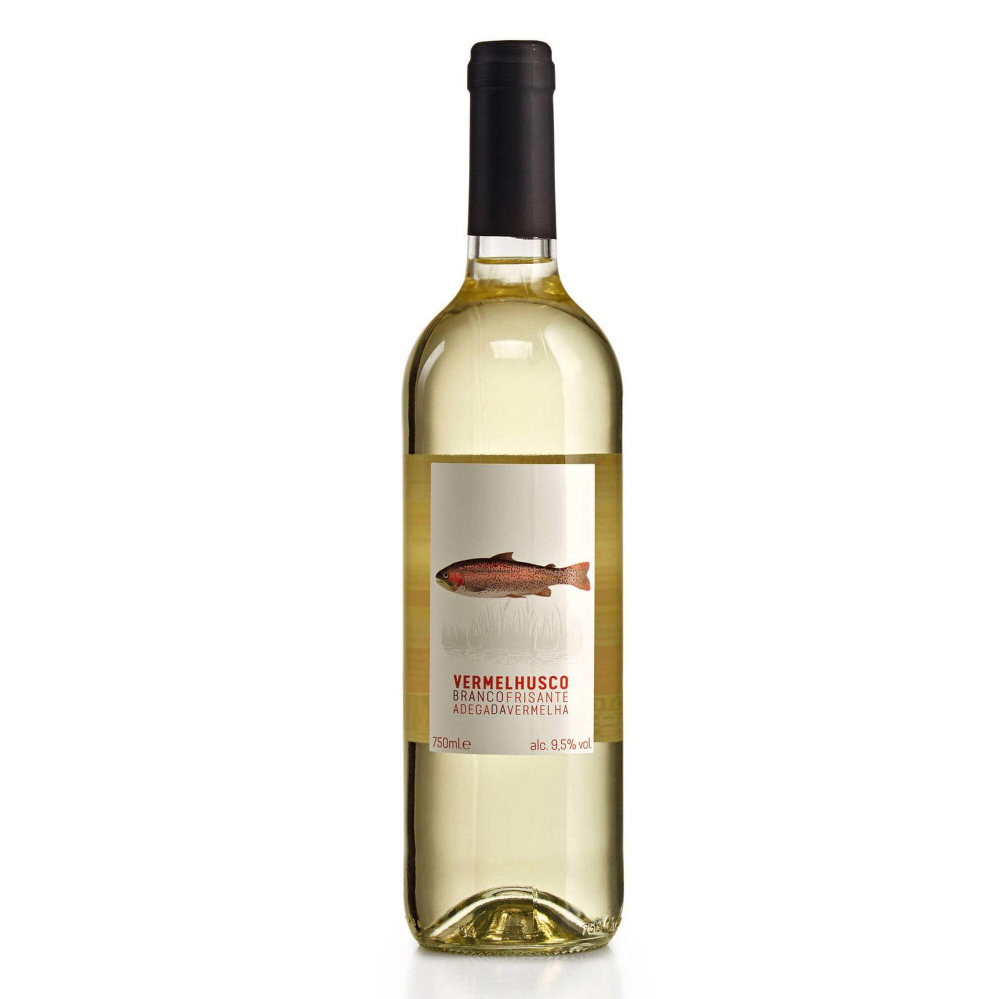 Vermelhusco Vinho Frisante Branco