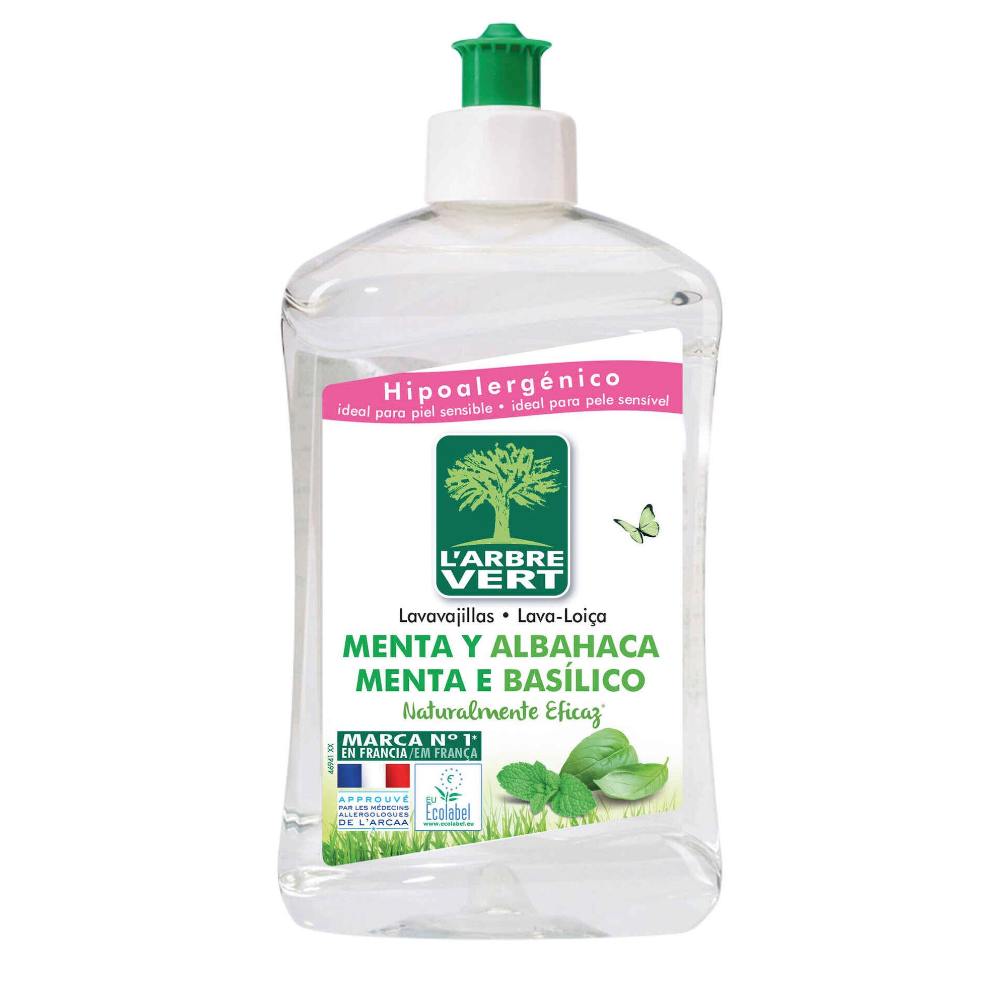 Detergente Manual Loiça Menta