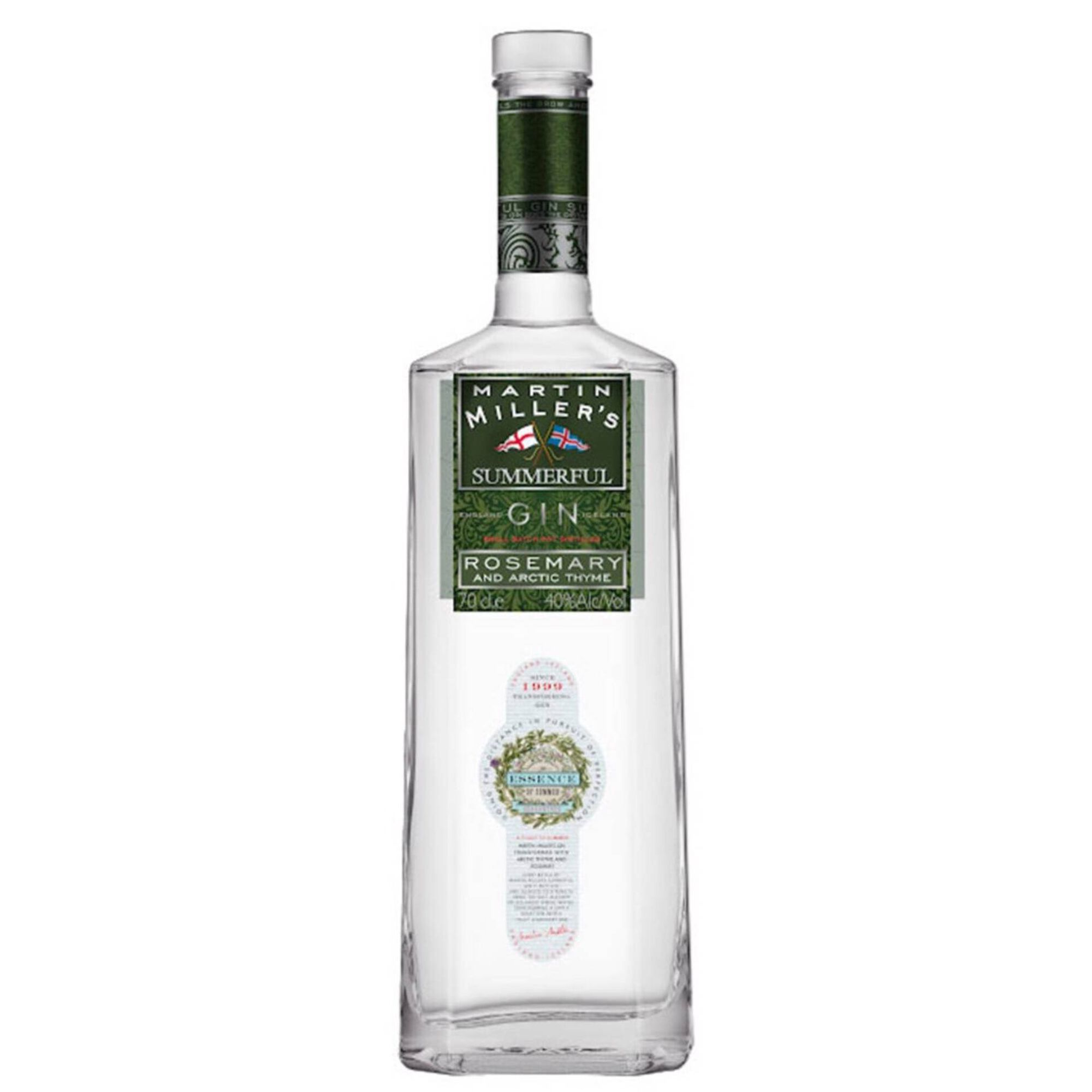 Gin Martin Miller's Alecrim