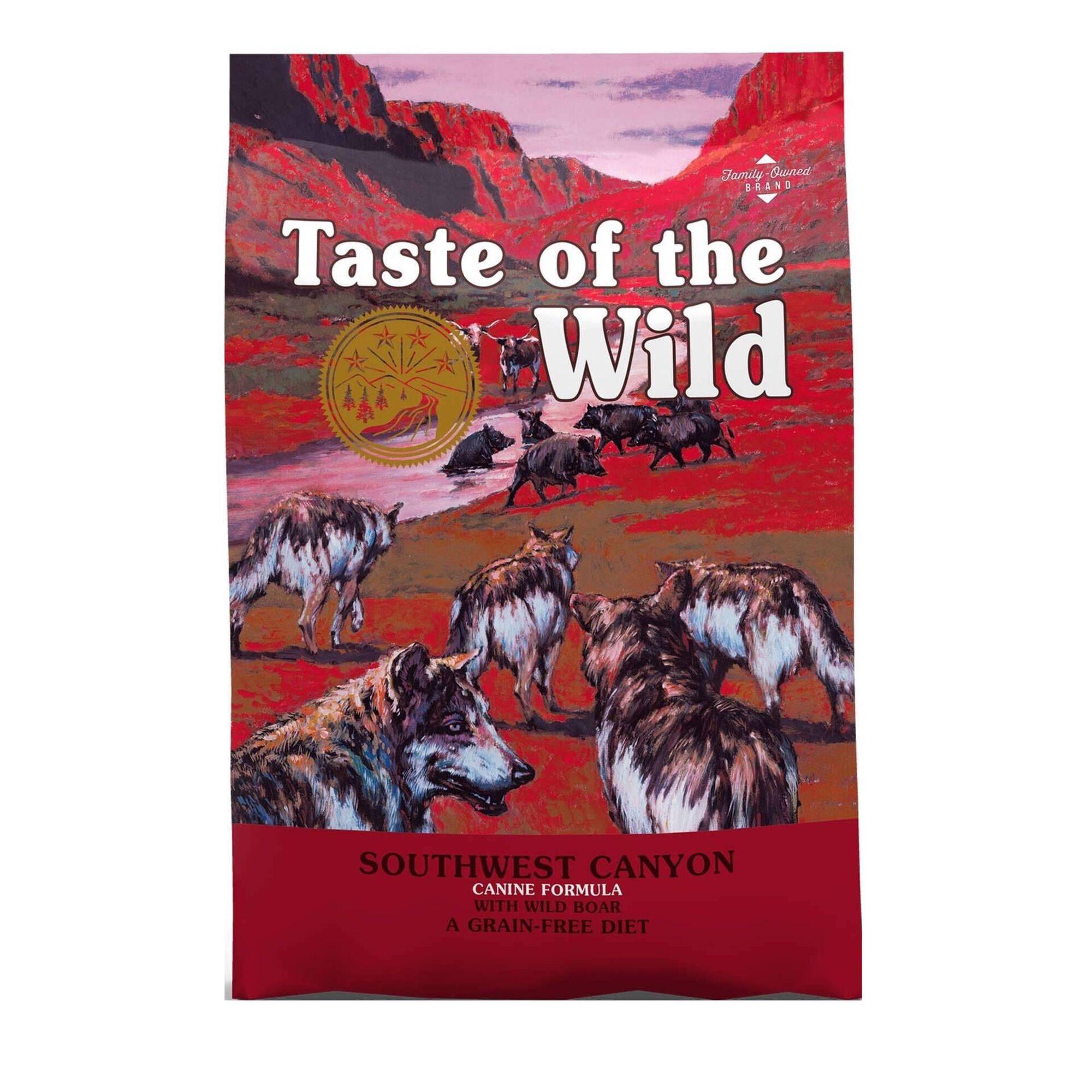 Ração para Cão Southwest Canyon Grain Free
