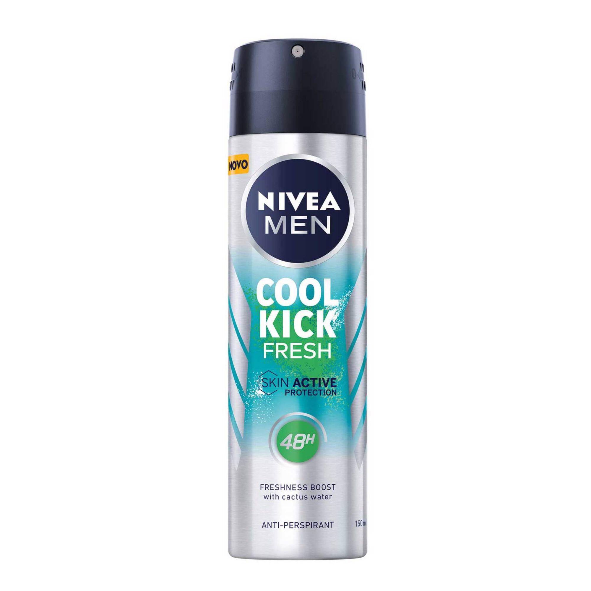 Desodorizante Spray Men Cool Kick Fresh