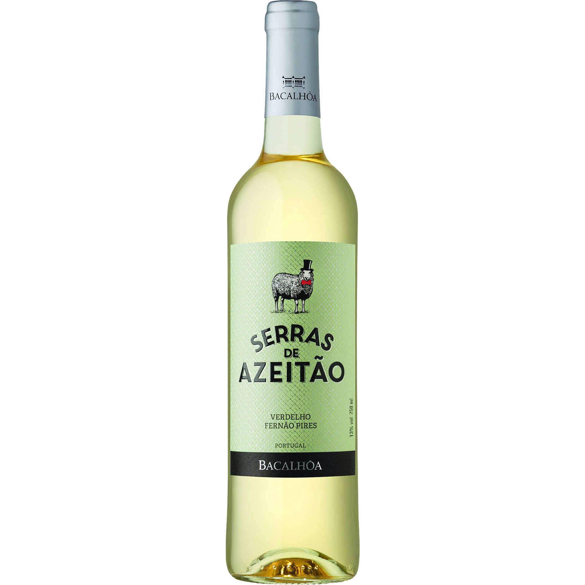 Serras Azeitão Regional Península de Setúbal Vinho Branco