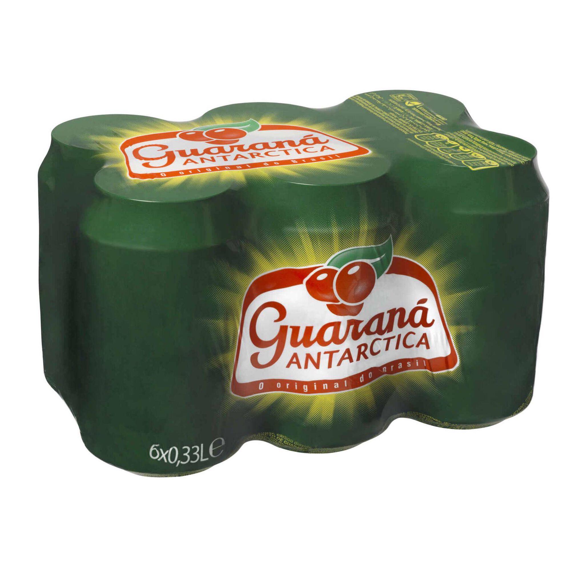 Refrigerante com Gás Guaraná
