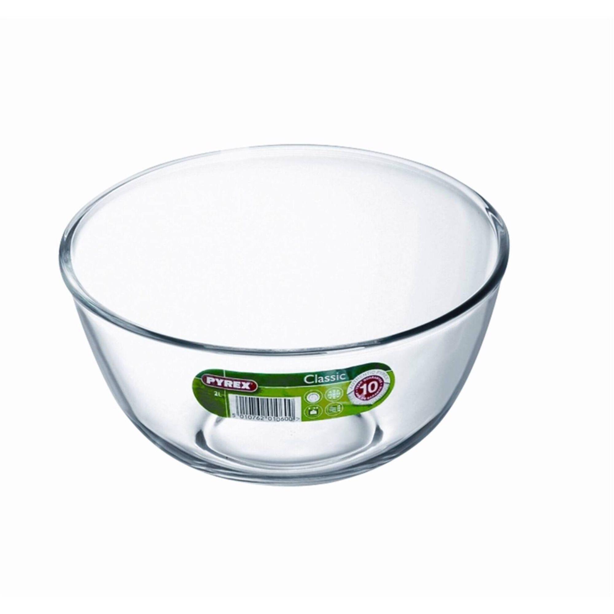 Saladeira Vidro 2L