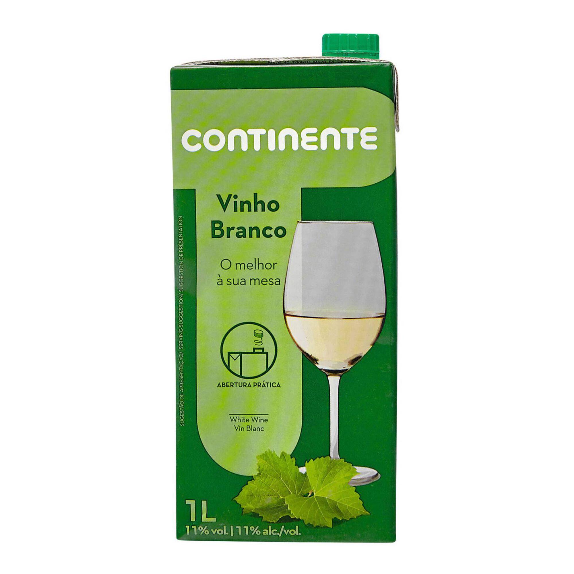 Continente Vinho Branco