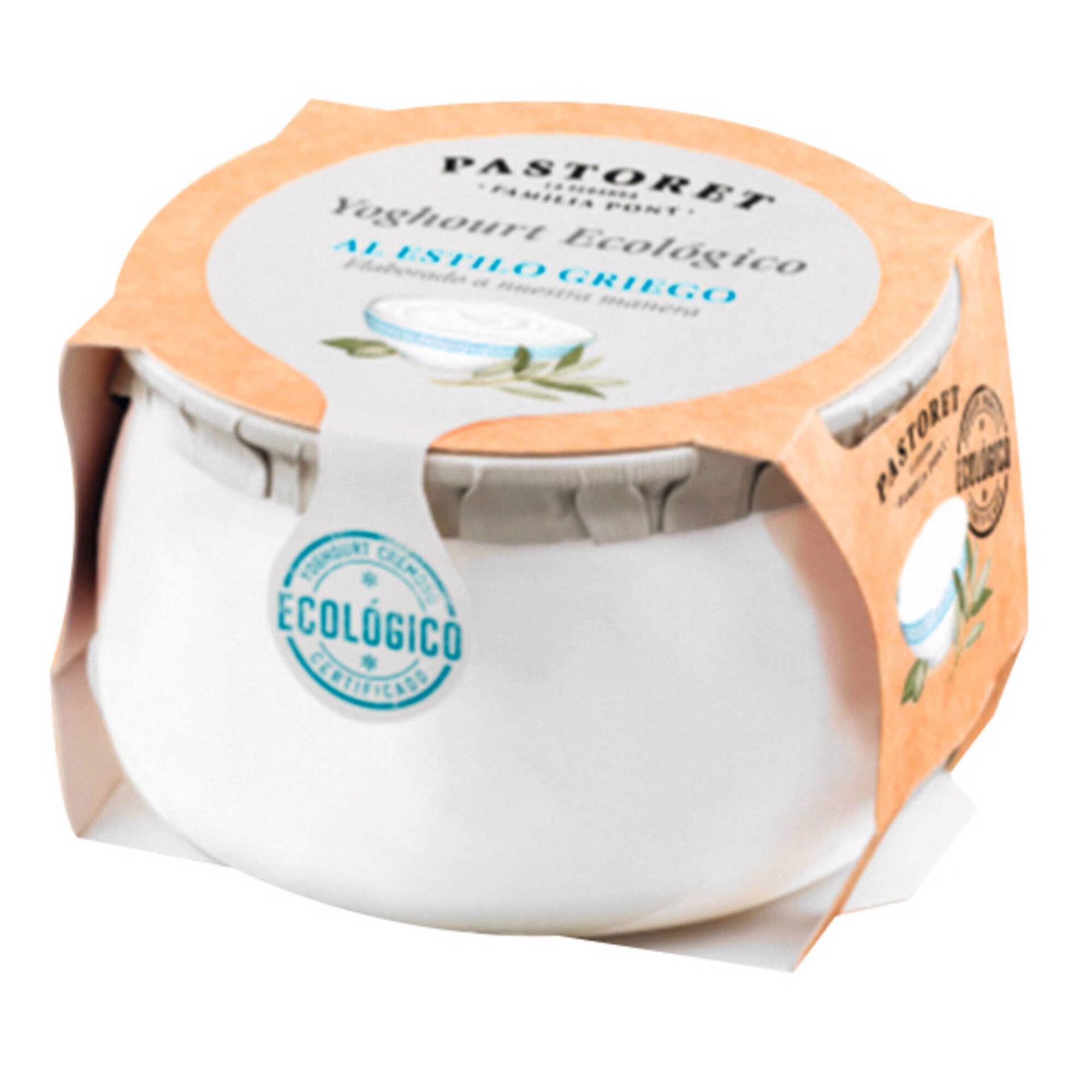 Iogurte Grego Biológico
