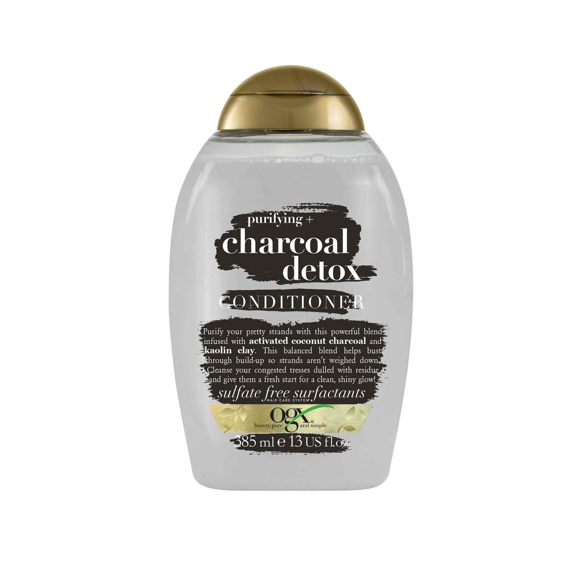 Condicionador Charcoal Detox