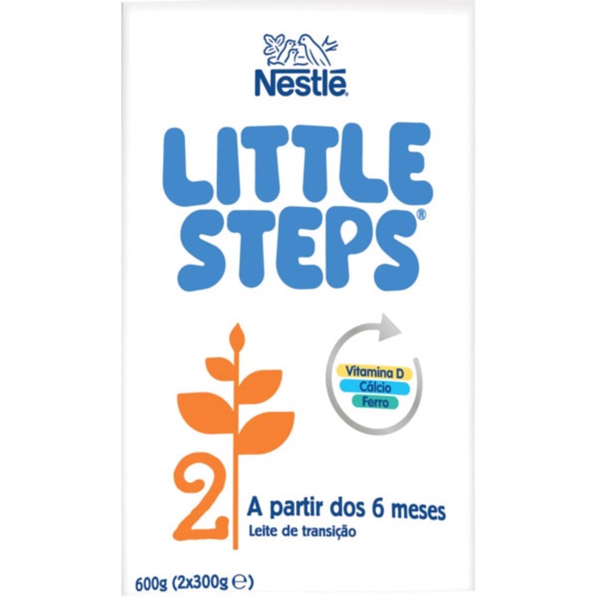 Leite em Pó de Transição Little Steps 2 +6 Meses