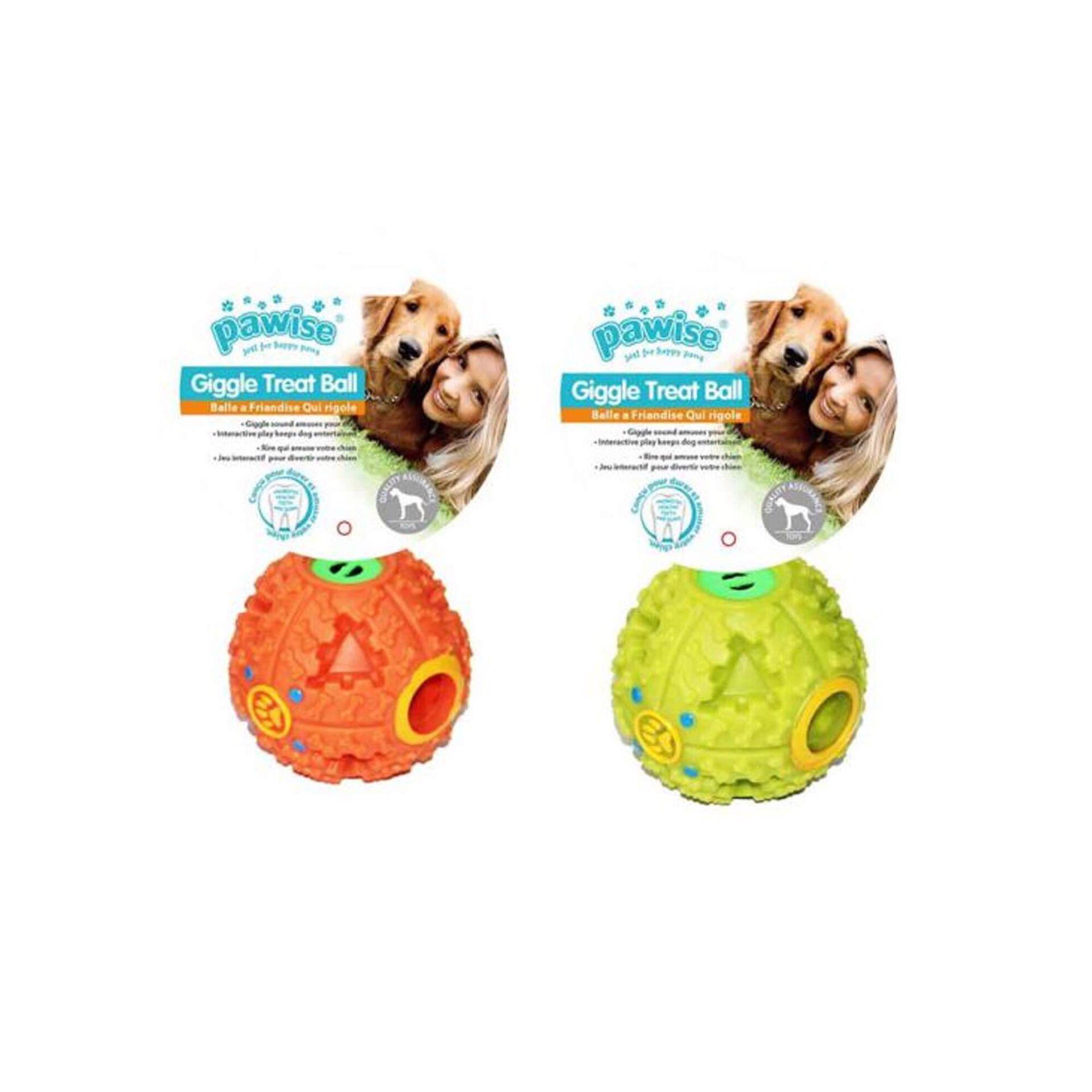 Bola para Cão Snack Giggle 11,5 cm