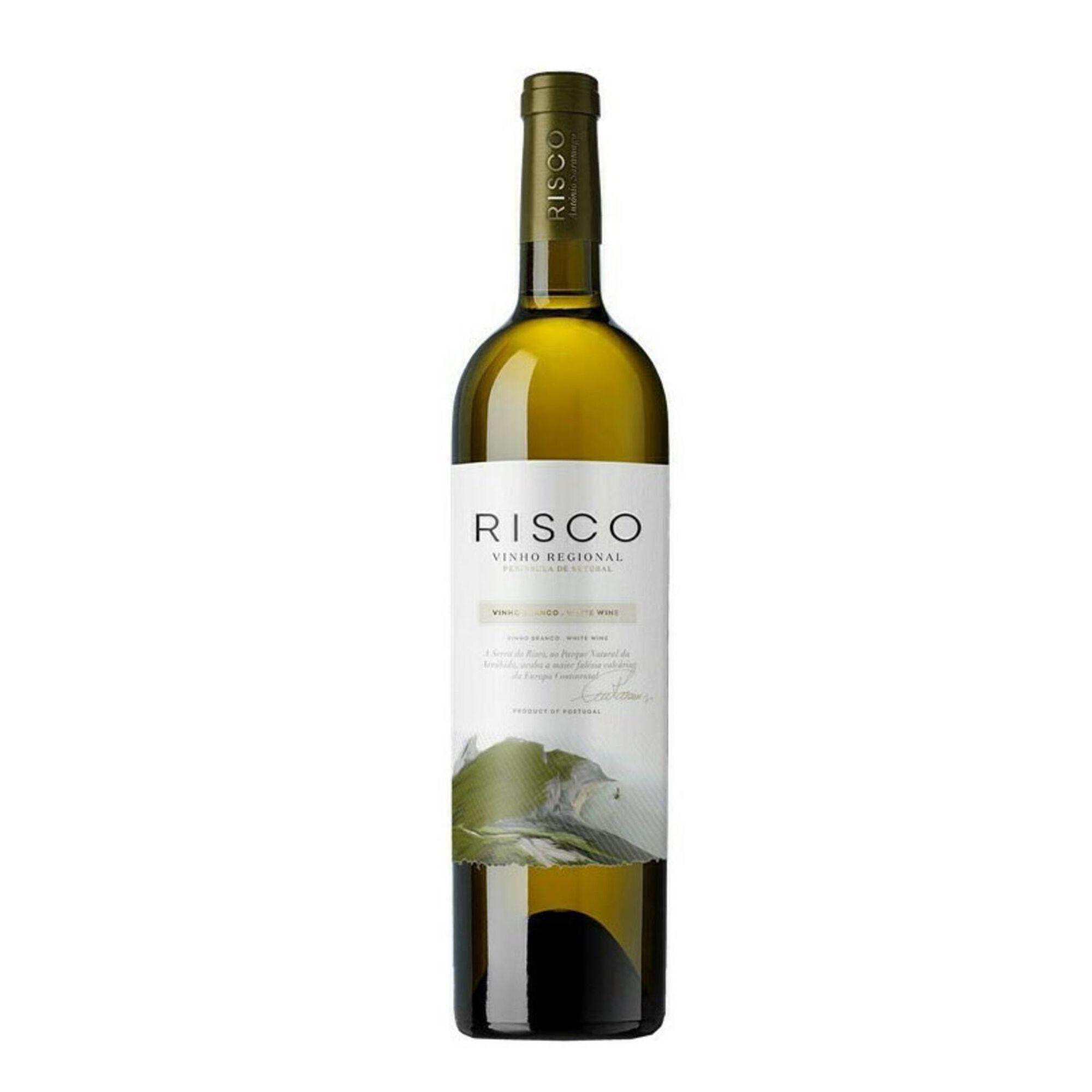 Risco Regional Península de Setúbal Vinho Branco