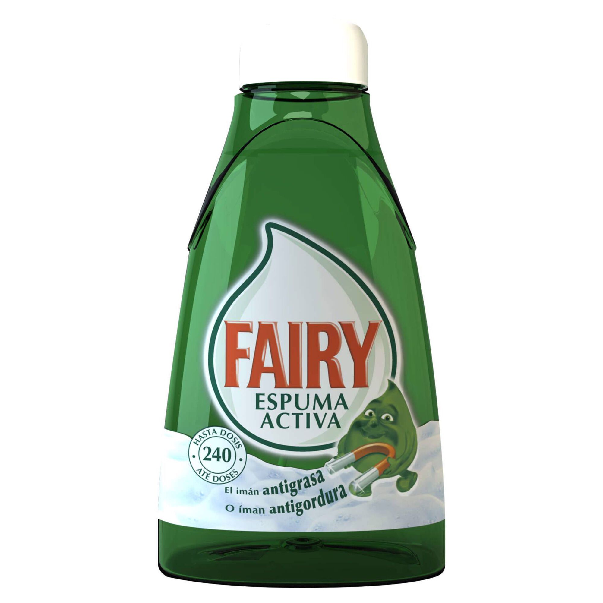 Detergente Manual Loiça Recarga Espuma Ativa