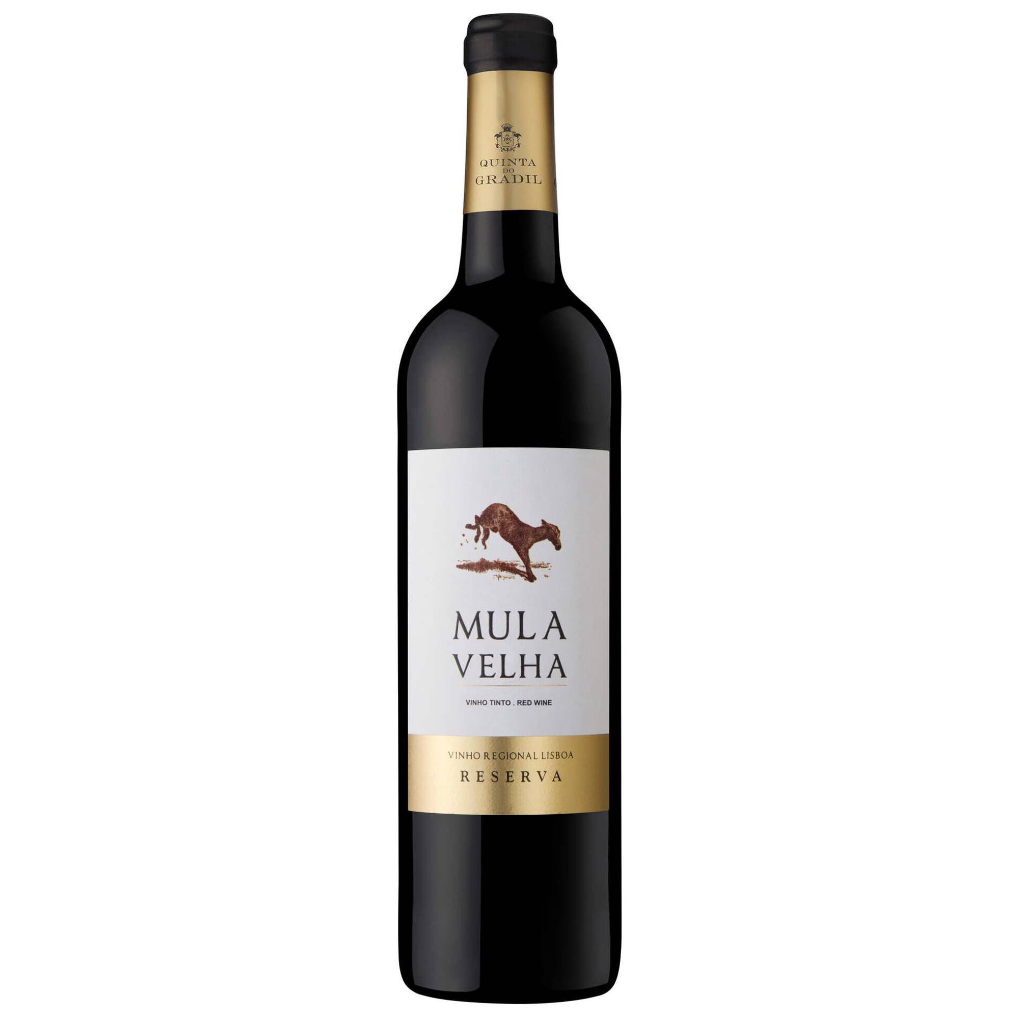 Mula Velha Reserva Regional Lisboa Vinho Tinto