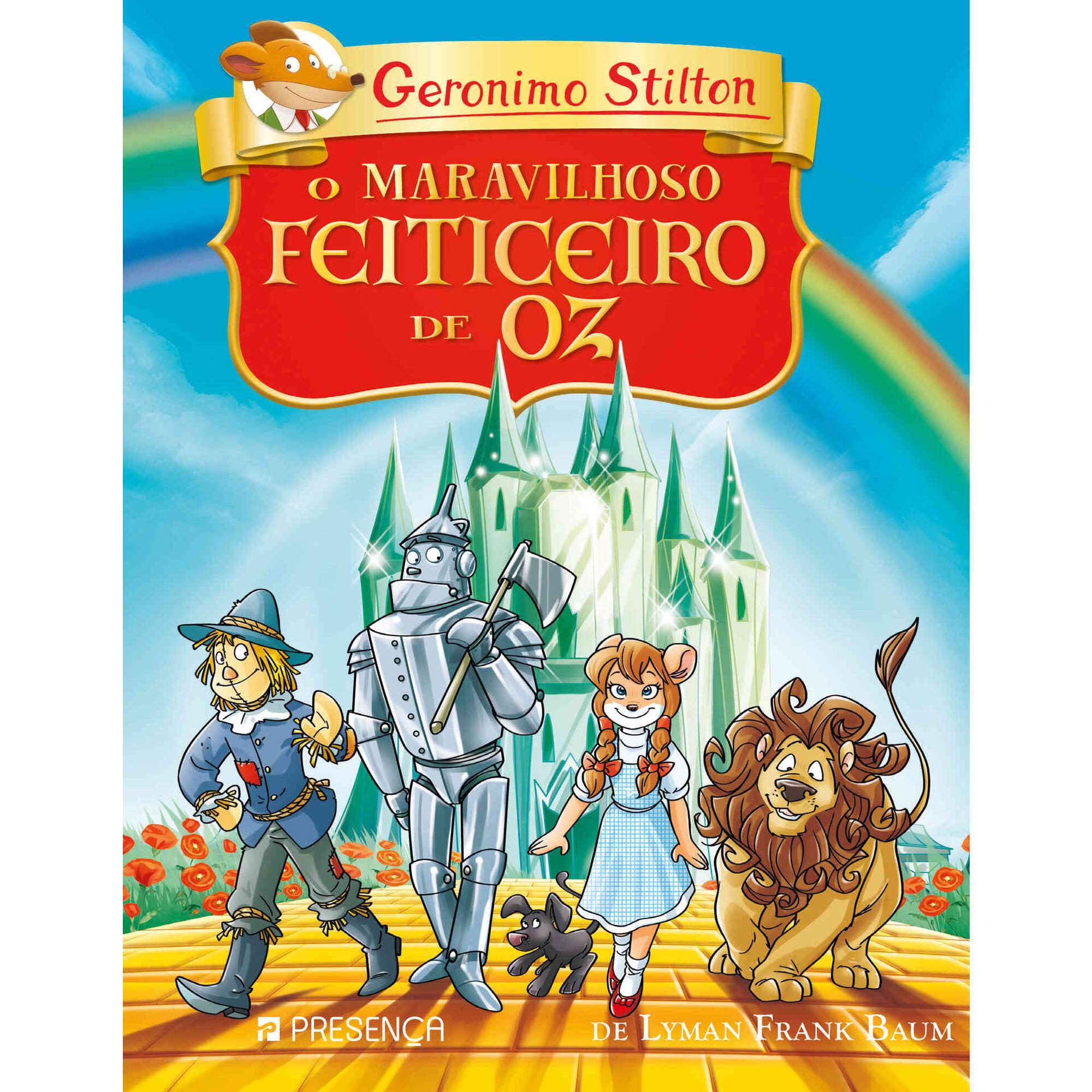 O Maravilhoso Feiticeiro de Oz de Lyman Frank Baum