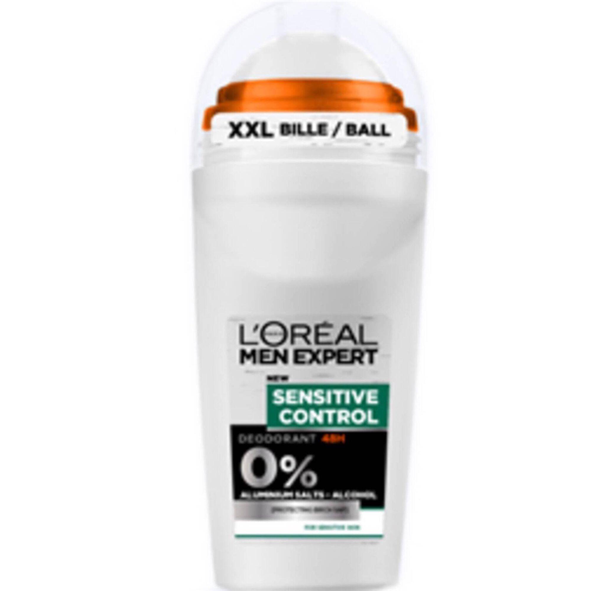 Desodorizante Roll On Men Expert Sensitive Control