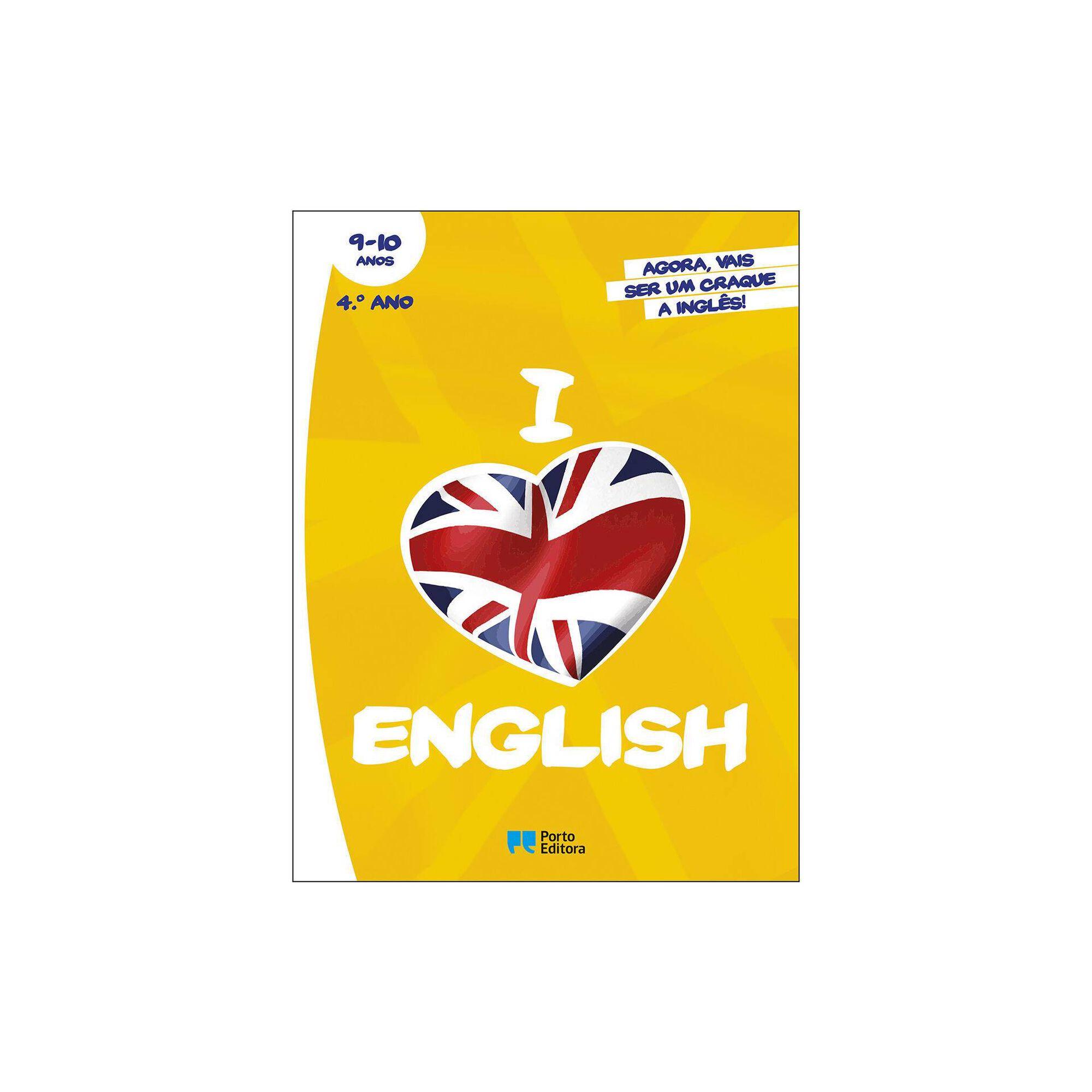 I Love English! - 4º Ano