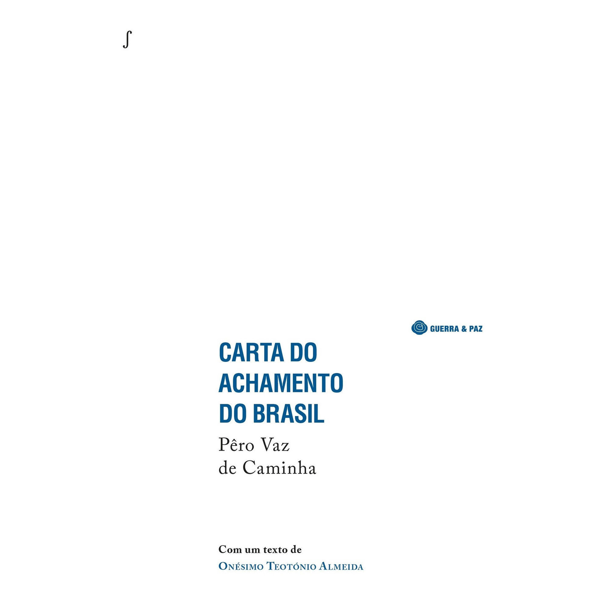 Carta do Achamento do Brasil